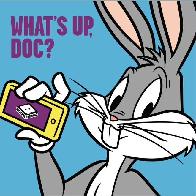 Bugs Bunny Co Go On Demand With Boomerang
