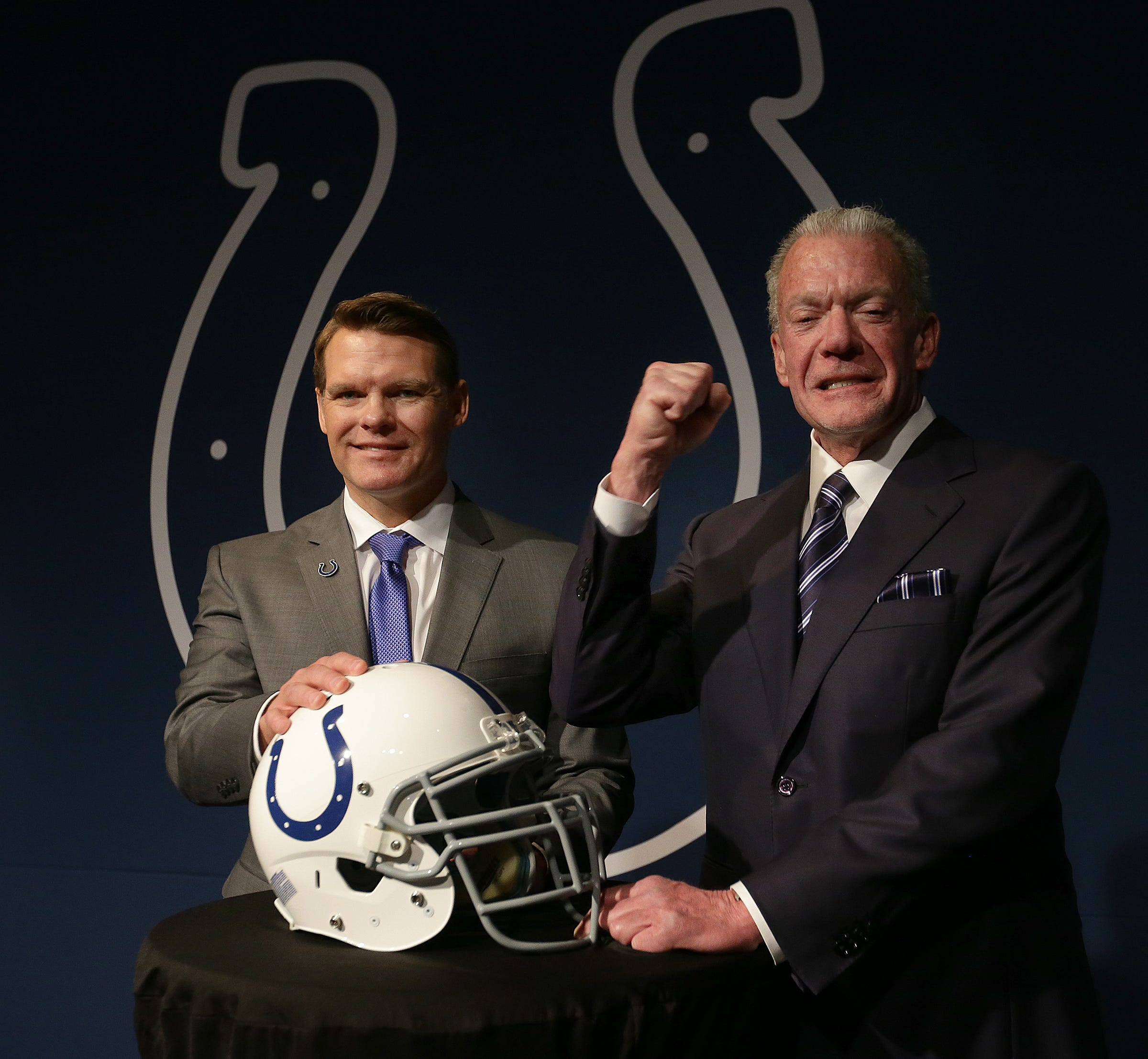 Colts give up the goods on draft plans