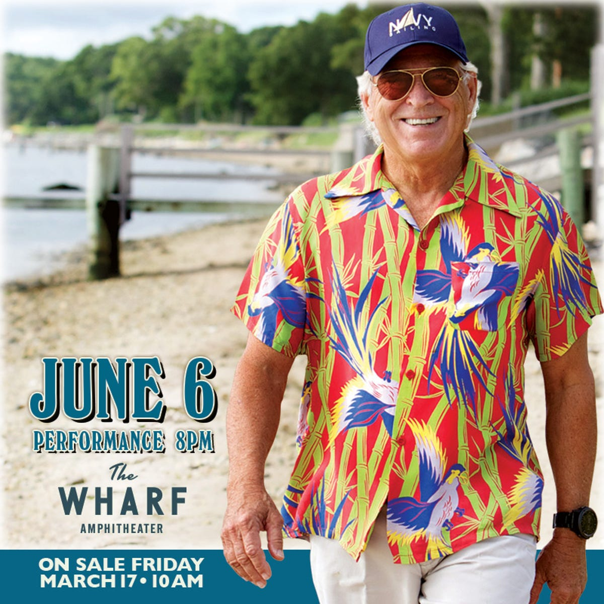 Astonishing Calling All Parrotheads Jimmy Buffett Coming To The Wharf Download Free Architecture Designs Estepponolmadebymaigaardcom