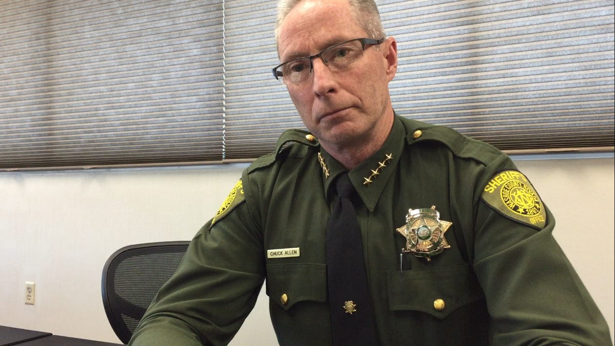 Death Behind Bars: Sheriff Allen says spike in deaths is an unexplainable  tragedy