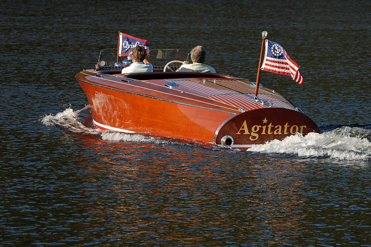 Made in America: The enduring appeal of Chris-Craft boats