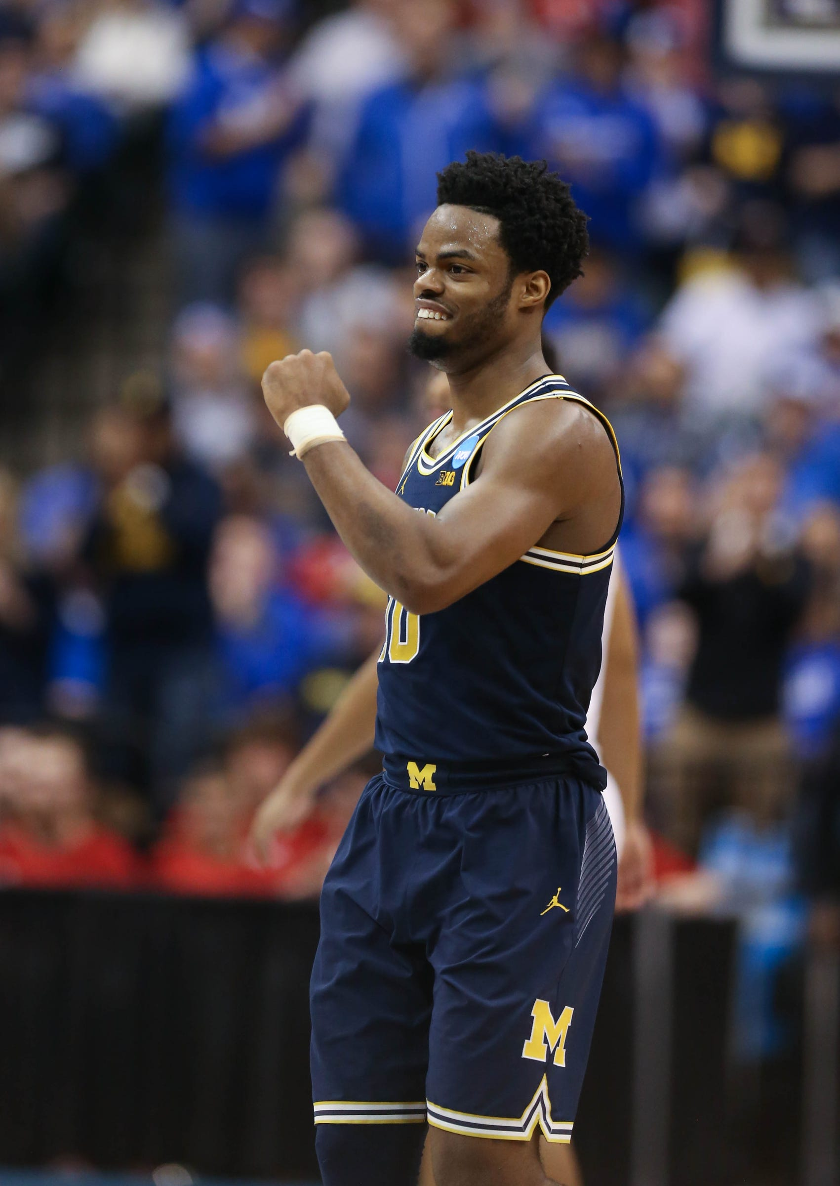 Announcer Kevin Harlan: Michigan's NCAA tourney run out of a storybook