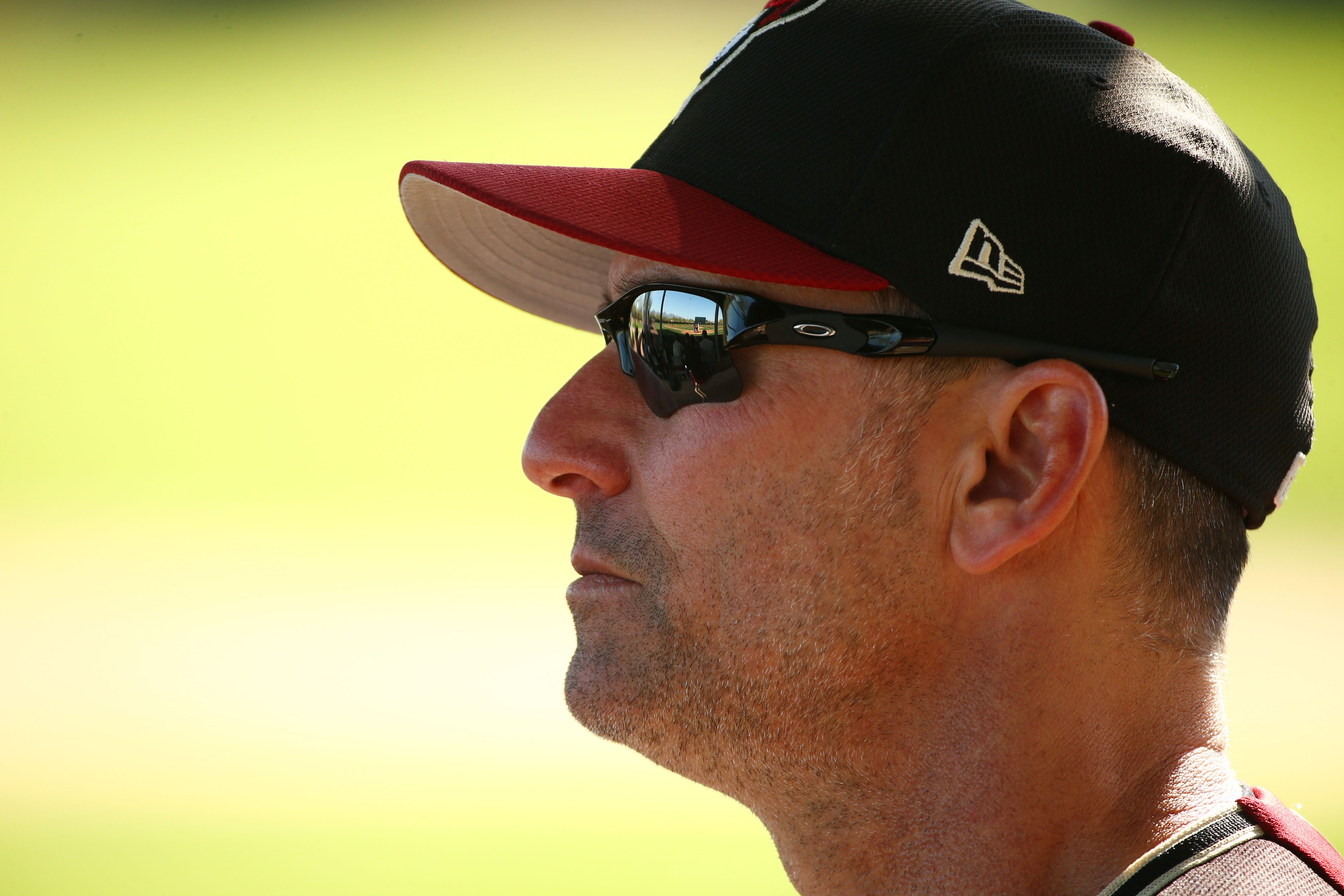 Anxiety, 30-second rule, hoops: a Q&A with Diamondbacks' Torey Lovullo