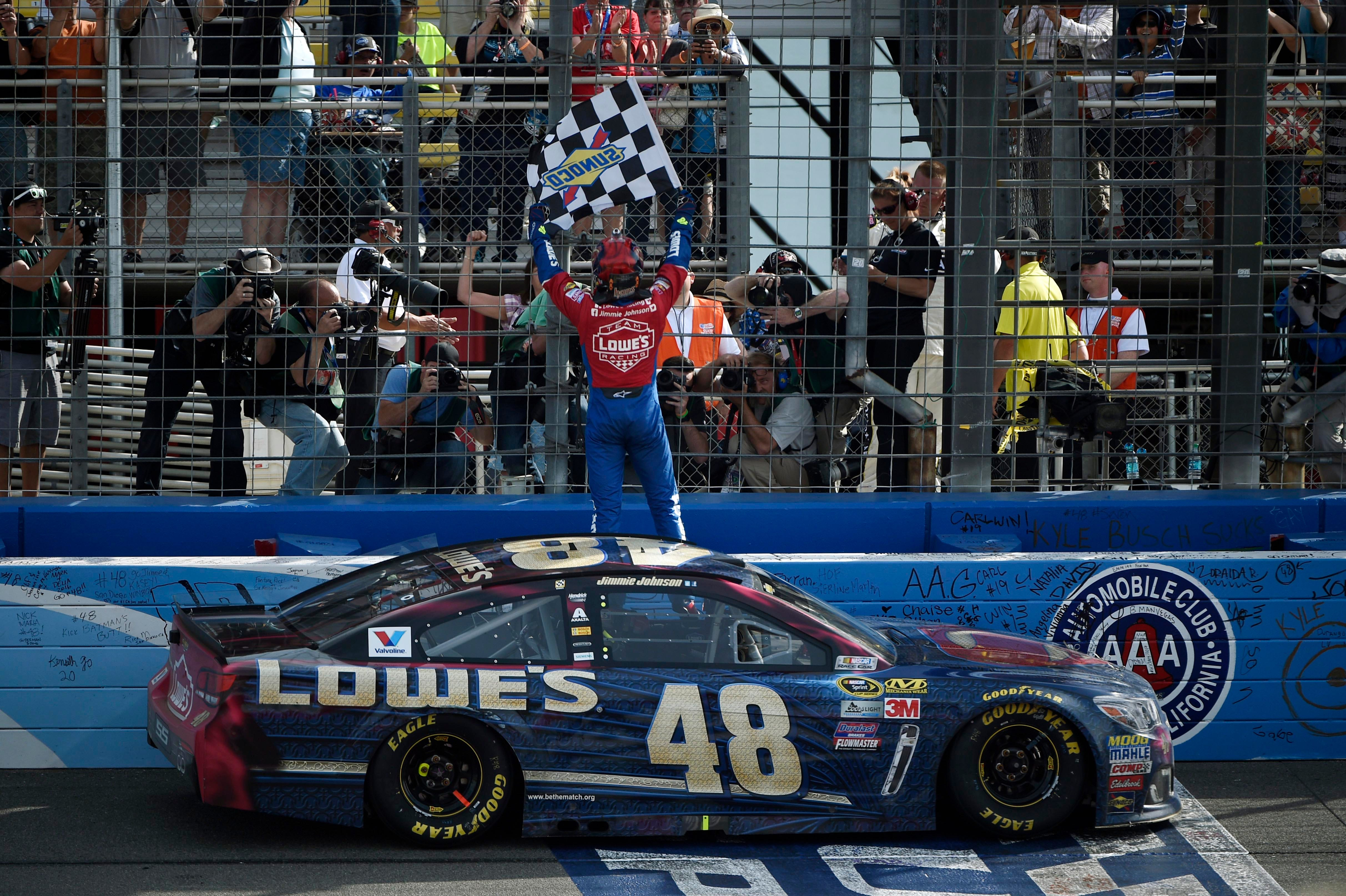 NASCAR Cup at Fontana Auto Club Speedway 2017: Start time, lineup, TV, more