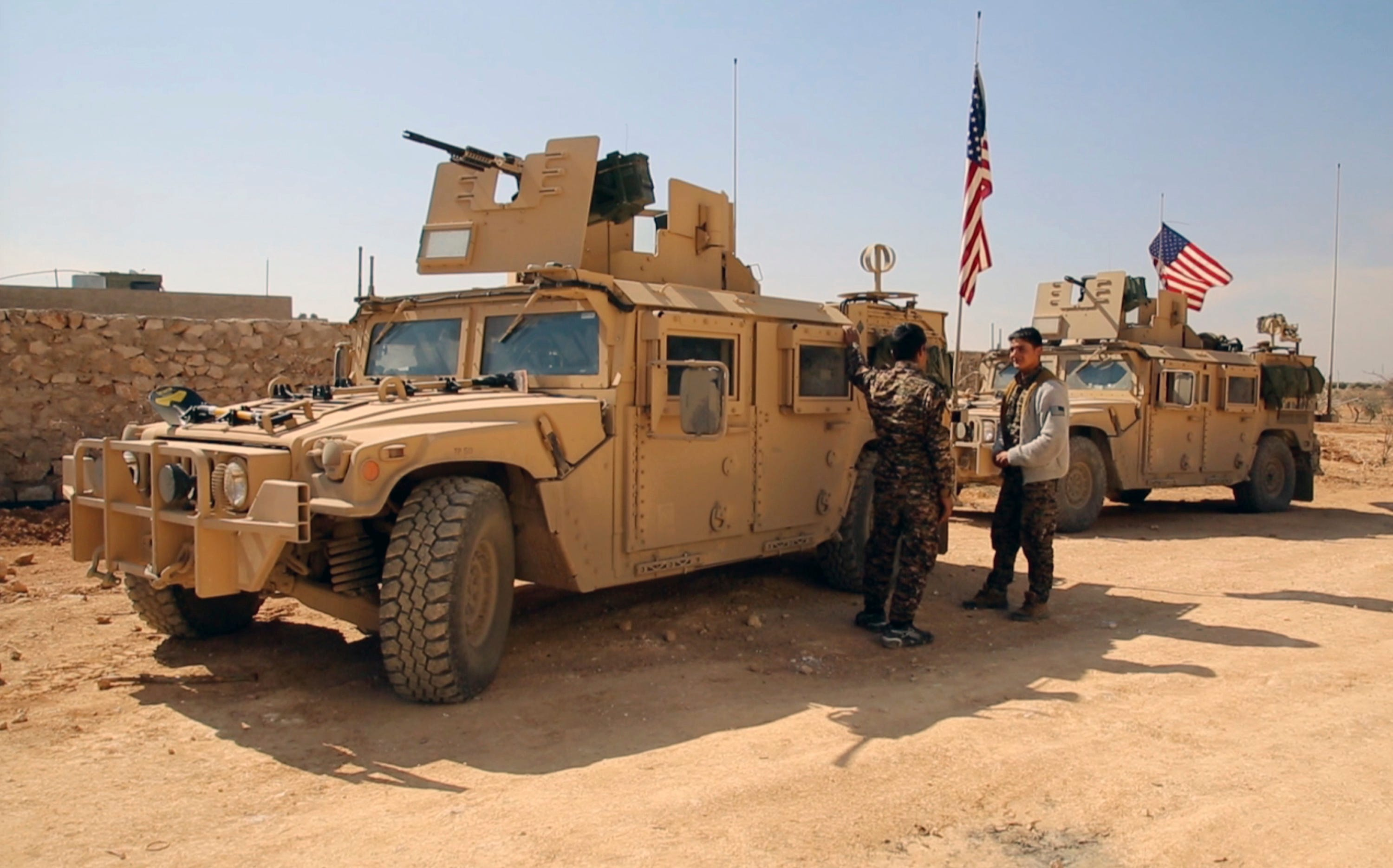 U.S. supports daring raid in Syria against ISIS