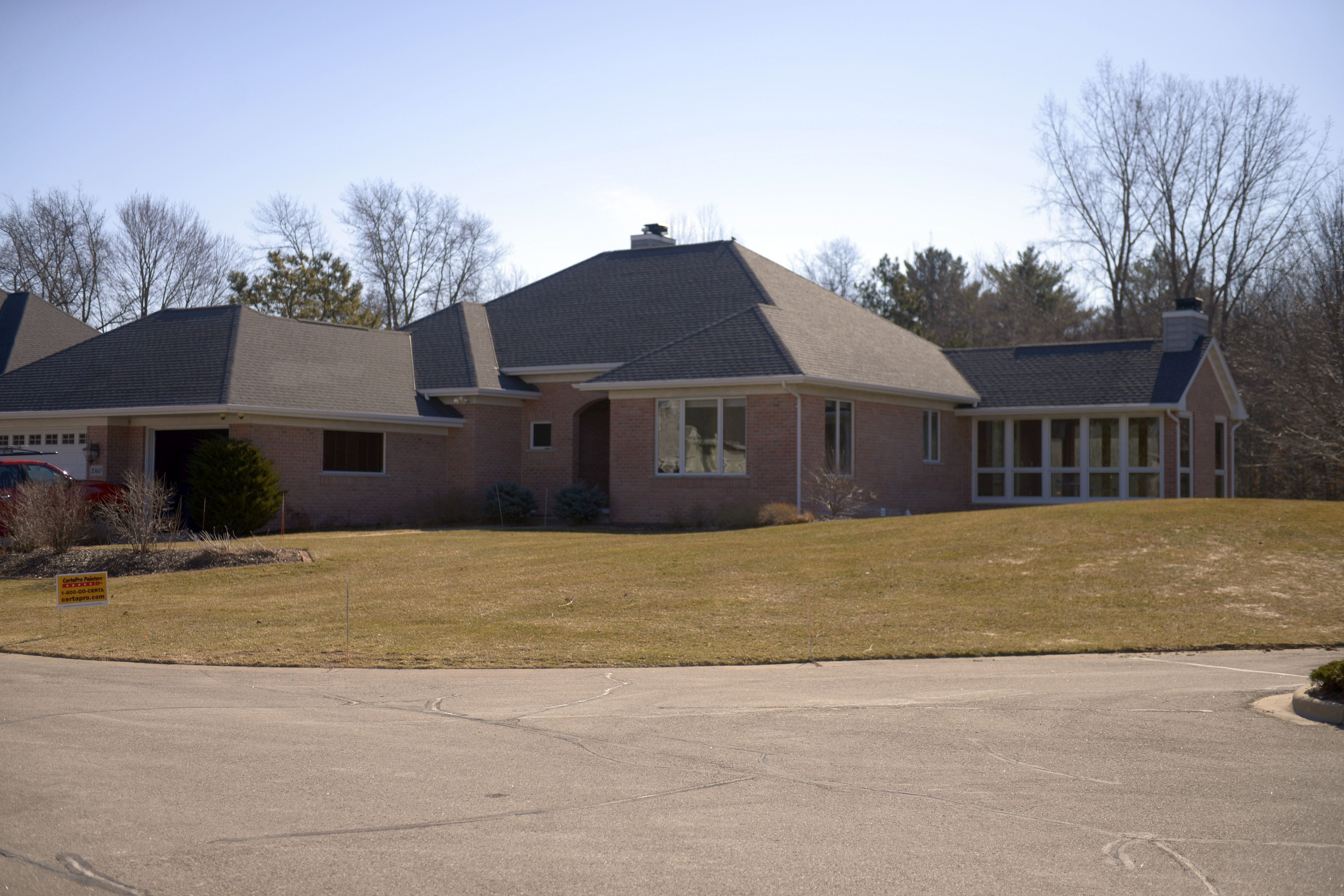 Is Aaron Rodgers' Suamico house for sale?