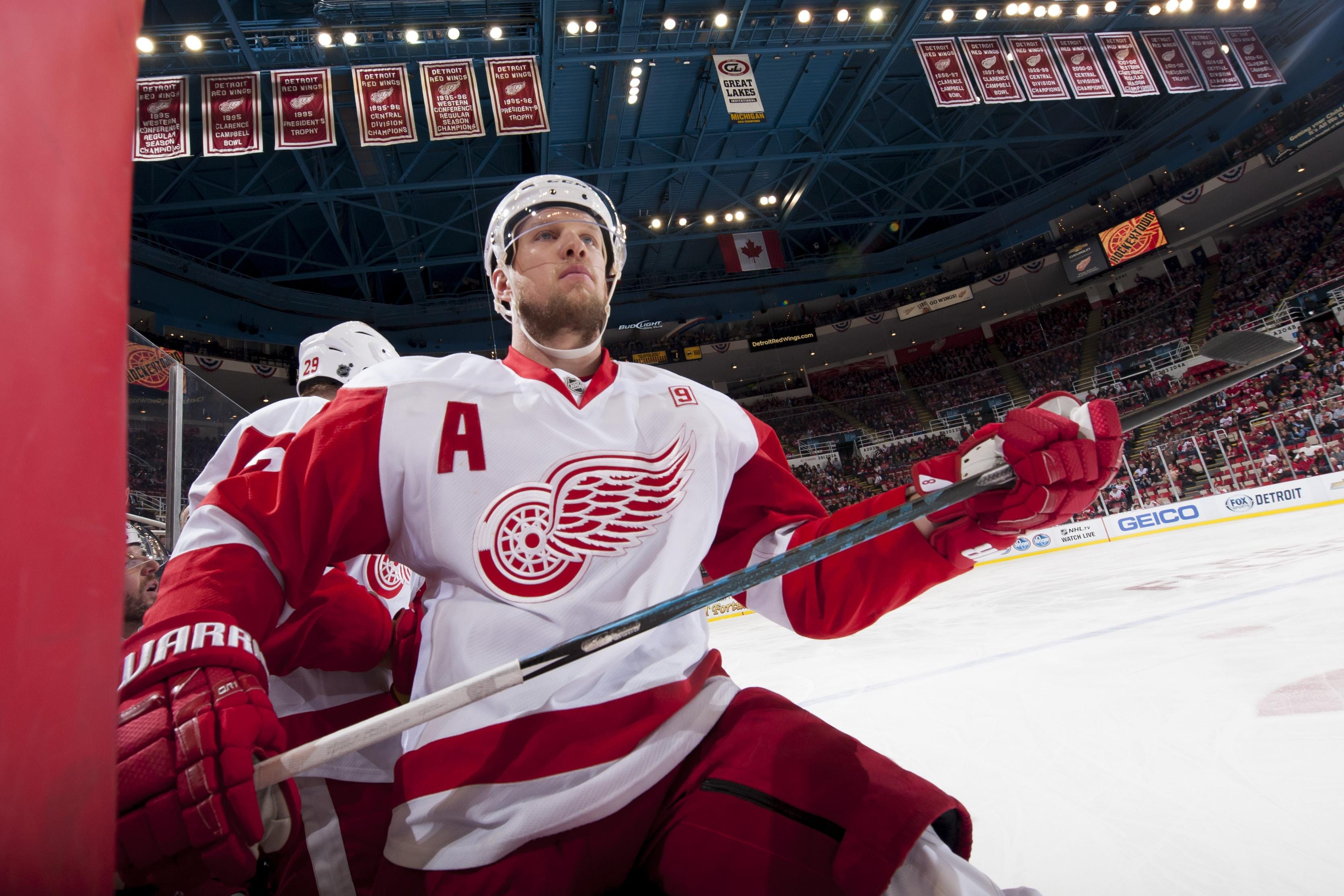 Fox Sports: Red Wings' logo tops in NHL