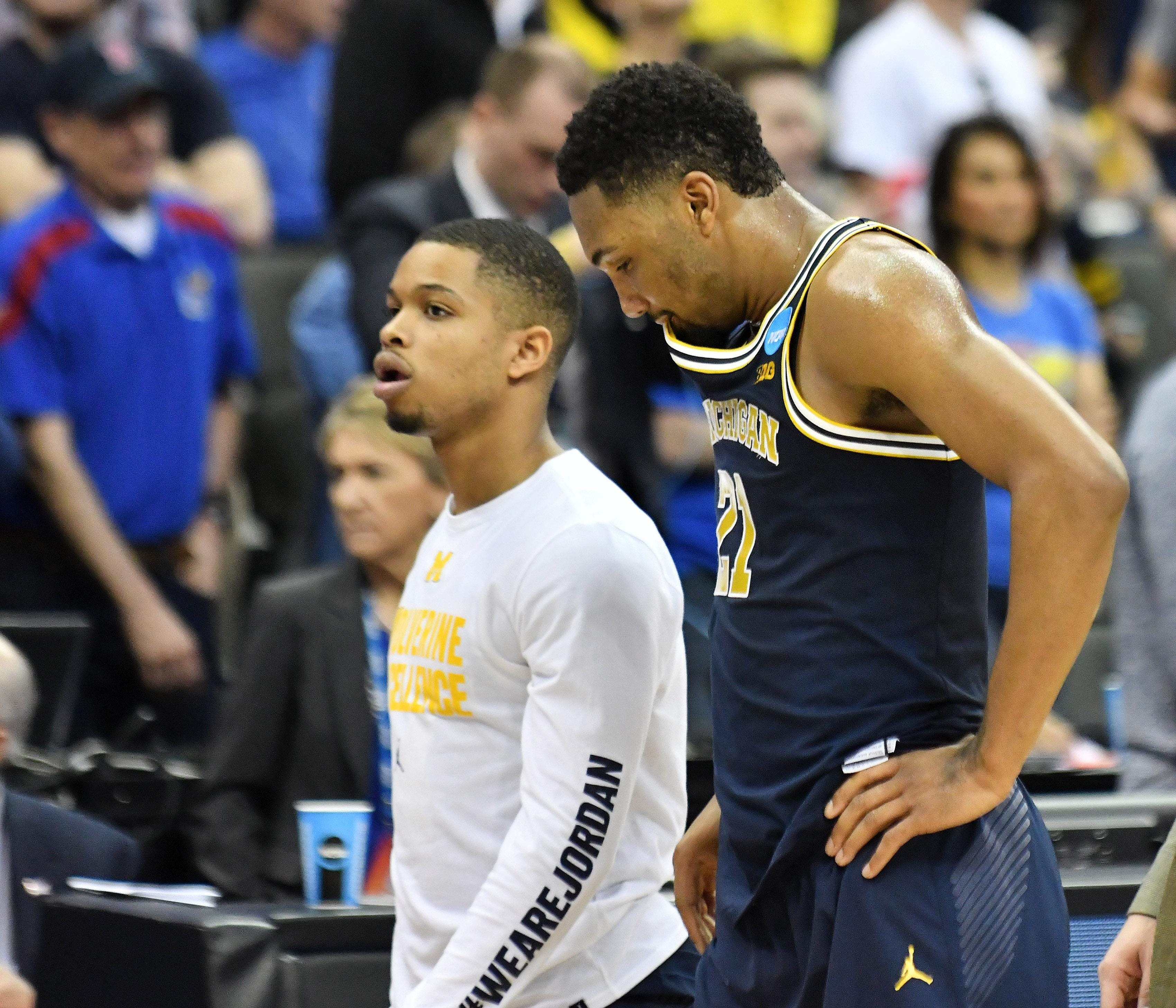 Wojo: Sudden defeat hard to swallow for Wolverines