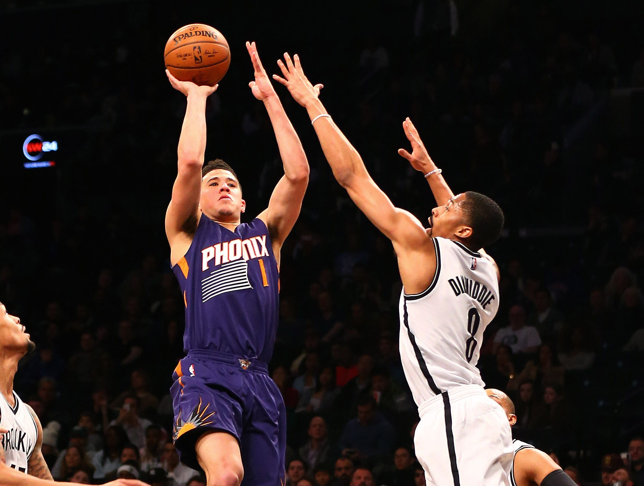 Suns make NBA history with youngest starting 5