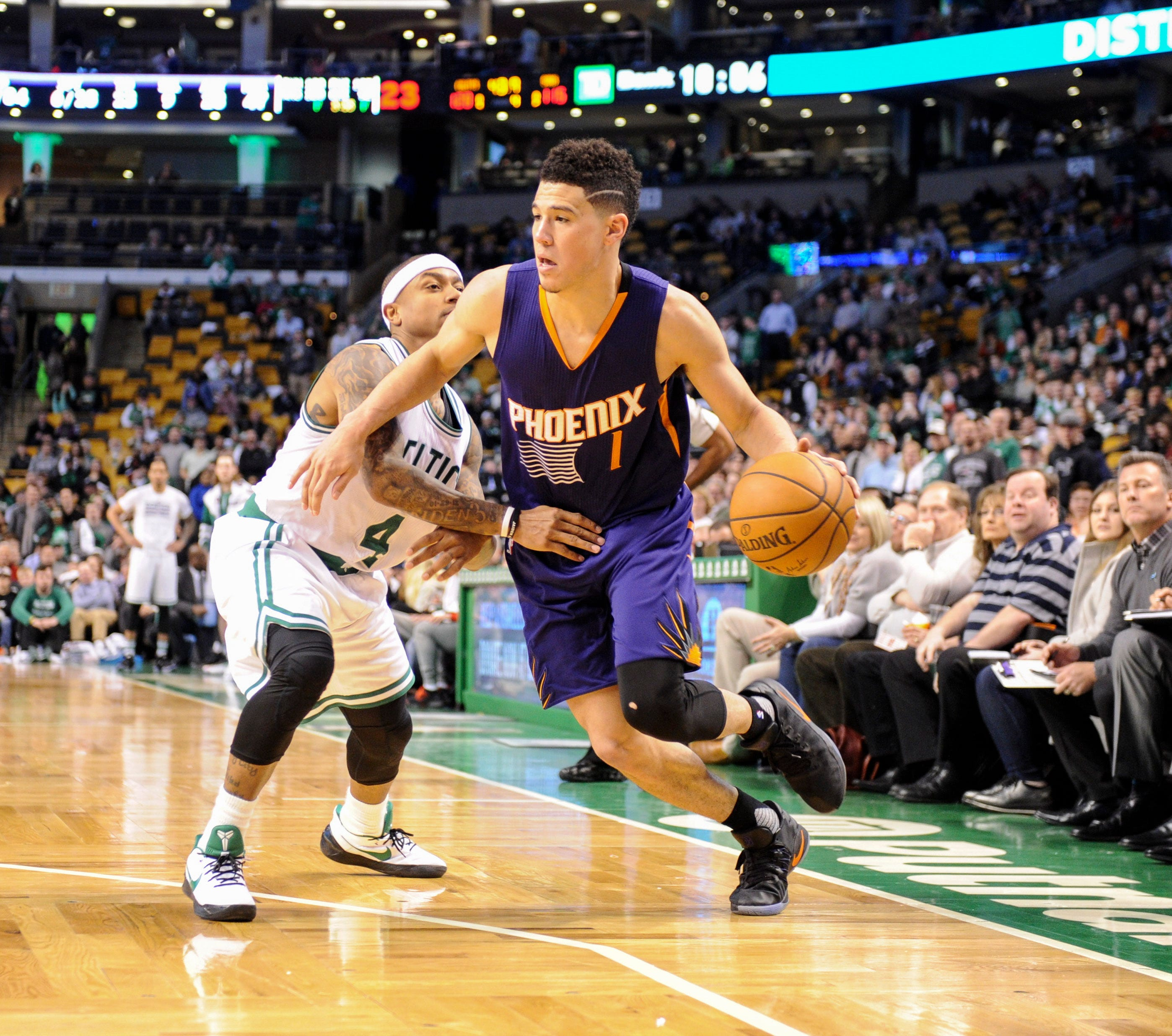 How it happened: Suns' Devin Booker goes for 70