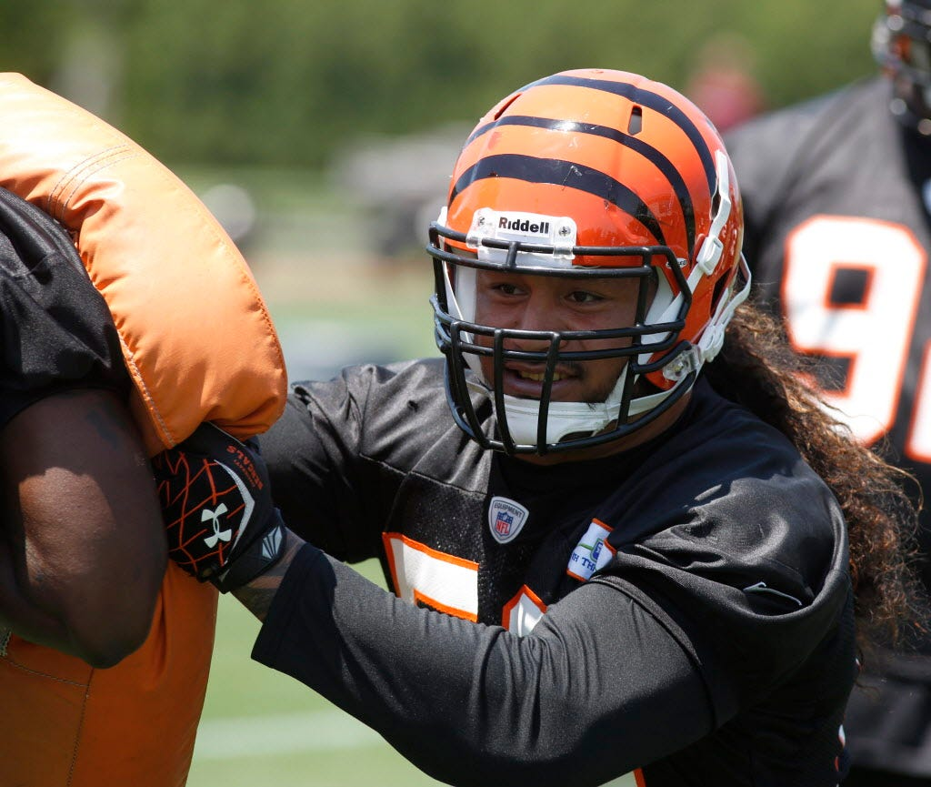 Why Bengals released longtime LB Rey Maualuga