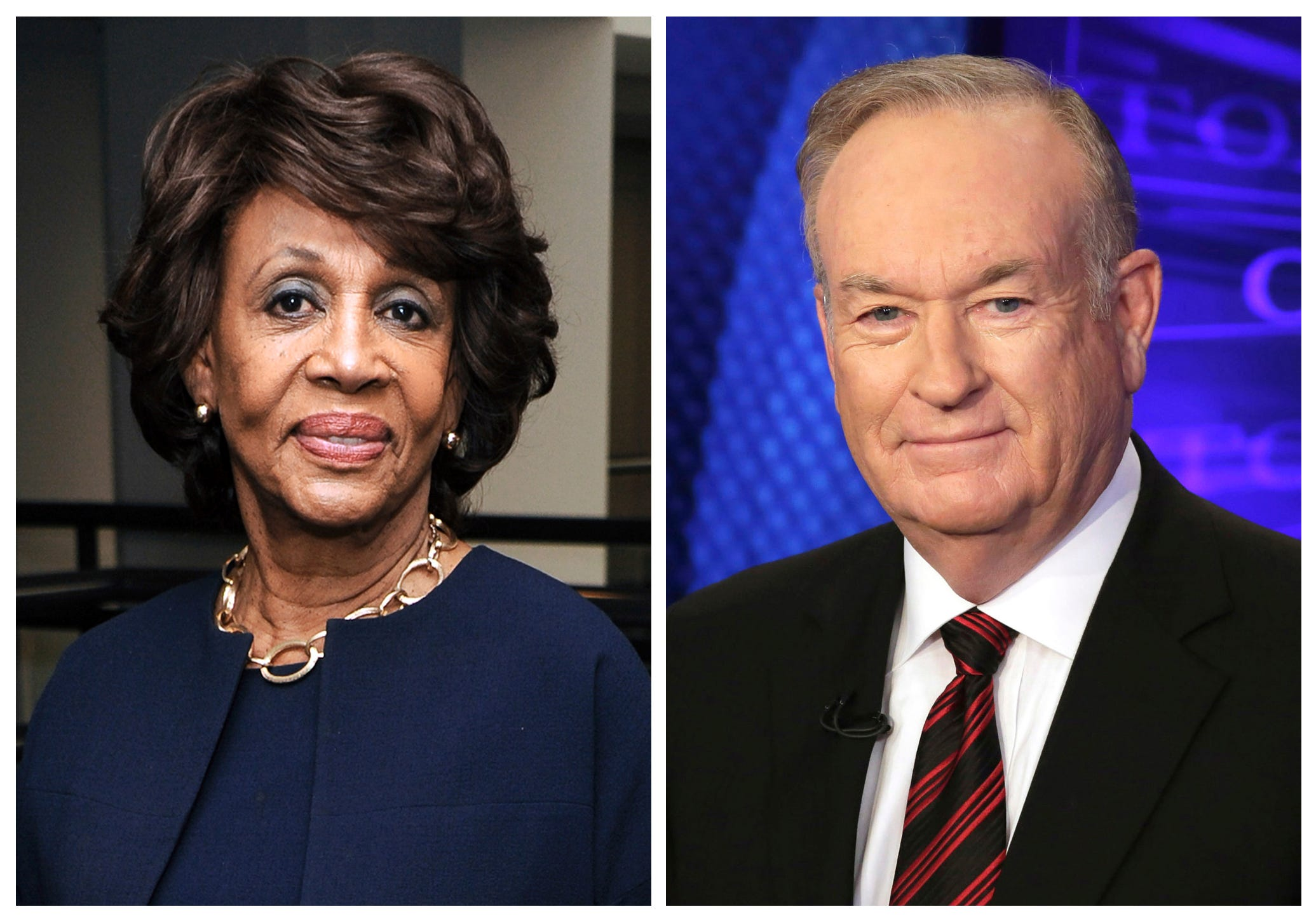 How media outlets covered Bill O'Reilly's comments about Maxine Waters