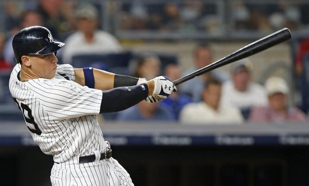 Judge's spring success doesn't guarantee Yankees RF job