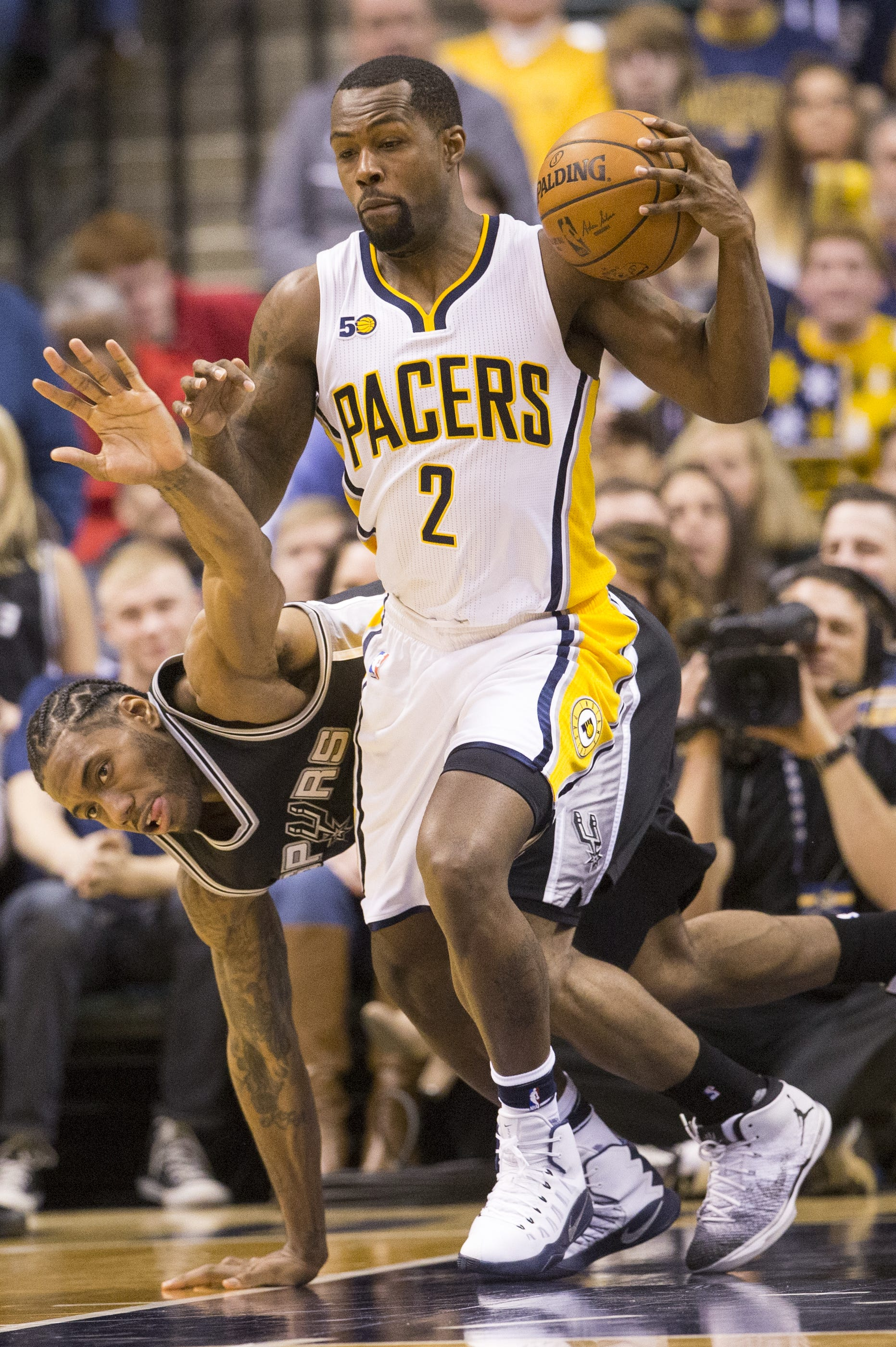 Report: Pacers to release Rodney Stuckey