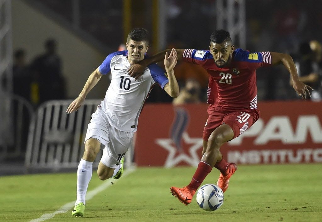 USMNT withstands slugfest with Panama for valuable road draw