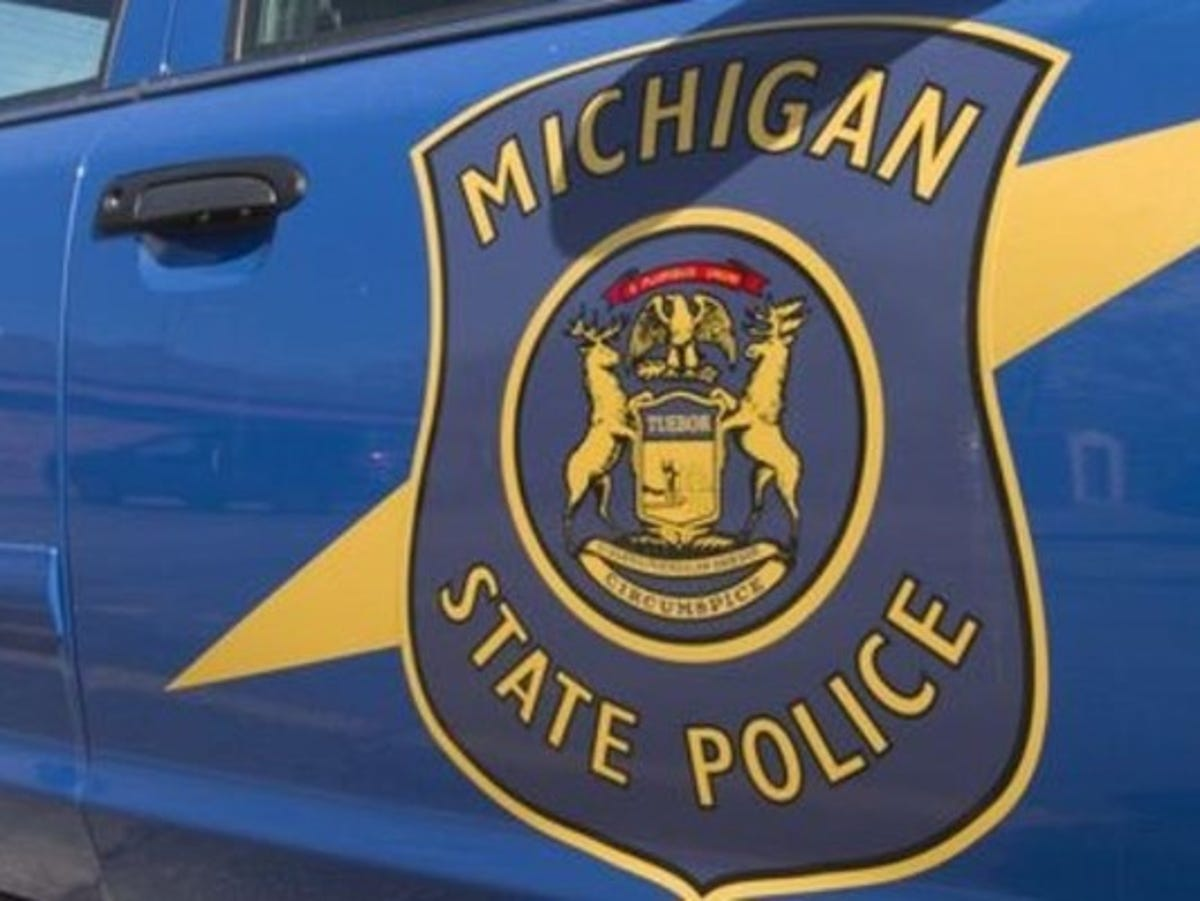 Michigan State Police shame accident gawker on social media