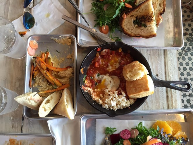 GB&D, in the Villae of West Greenville, is serving up creative, locally-sourced and really delicious food, thanks to chef and owner, Alex George.