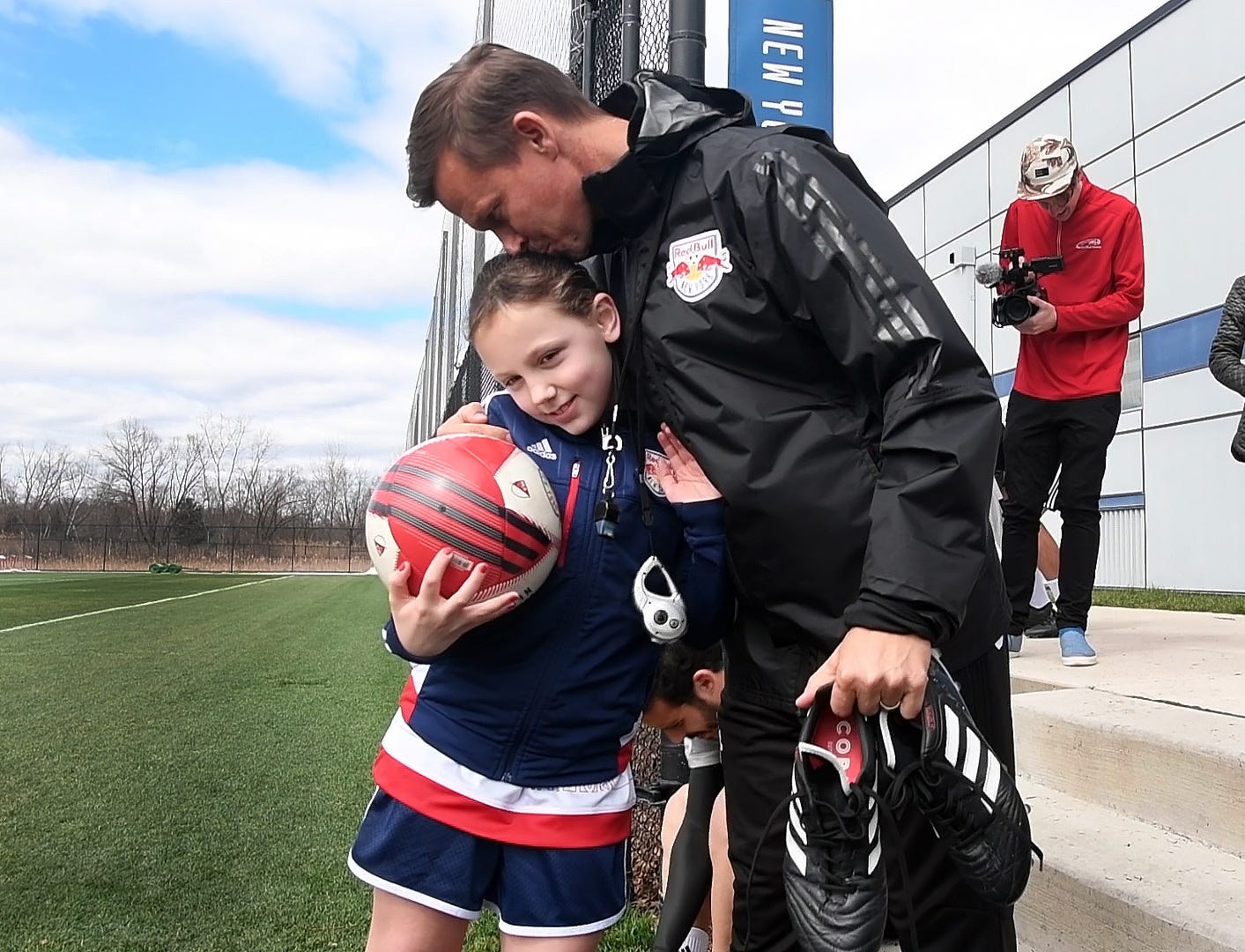 Sullivan: Autism Awareness Night has special meaning for Red Bulls GM