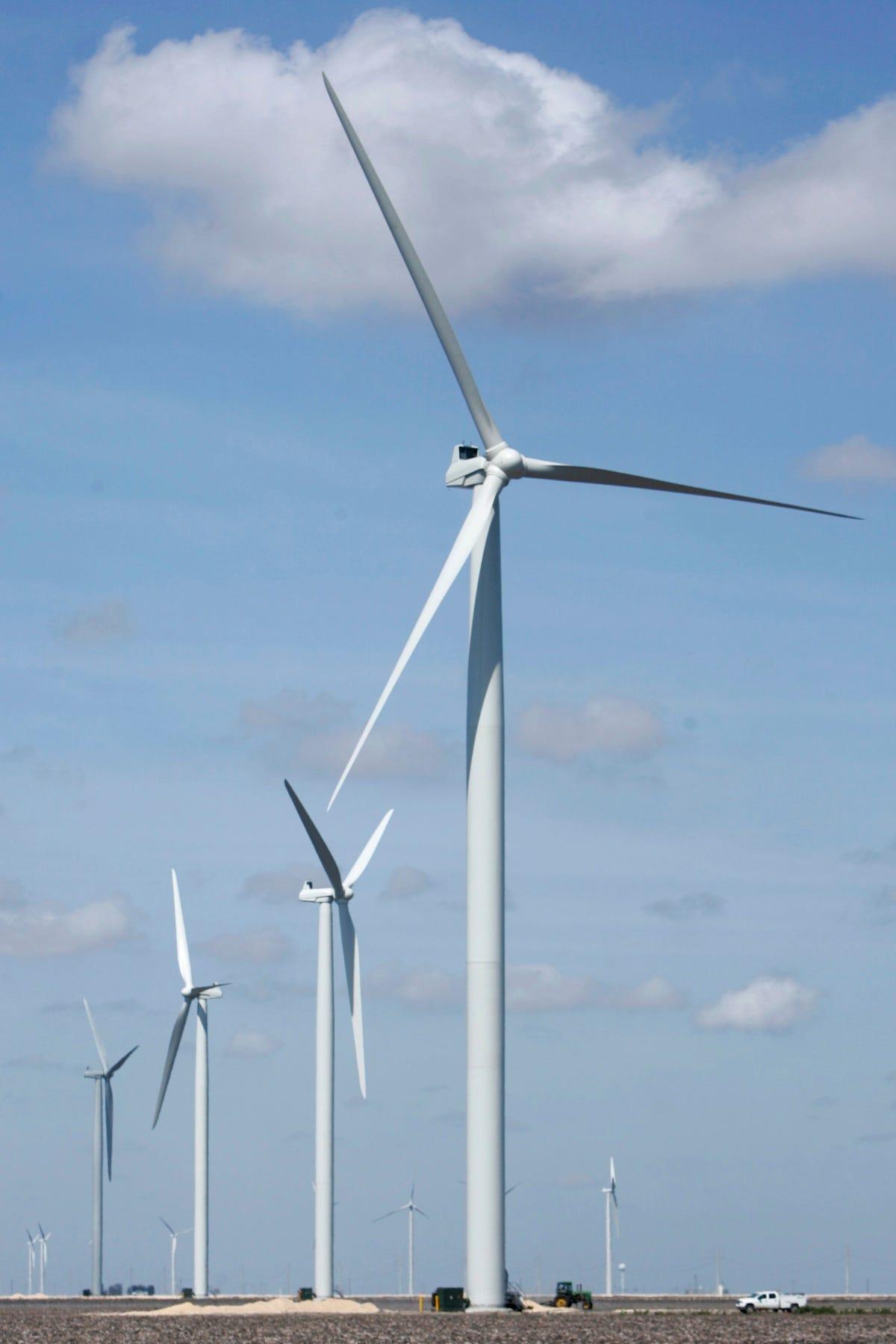 Wind energy is helping Texas keep the lights on