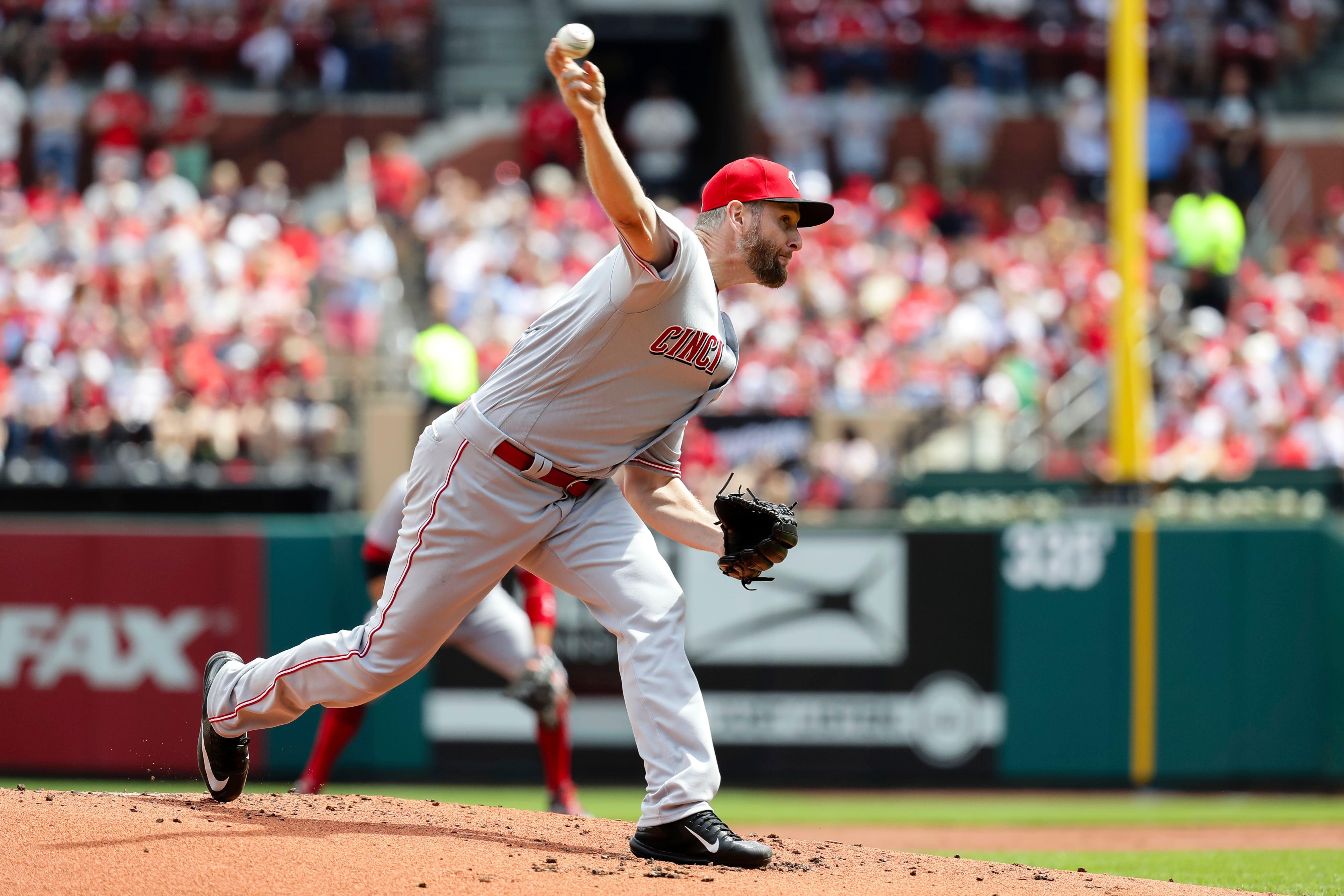 Scott Feldman, Adam Duvall power Reds to series win in St. Louis