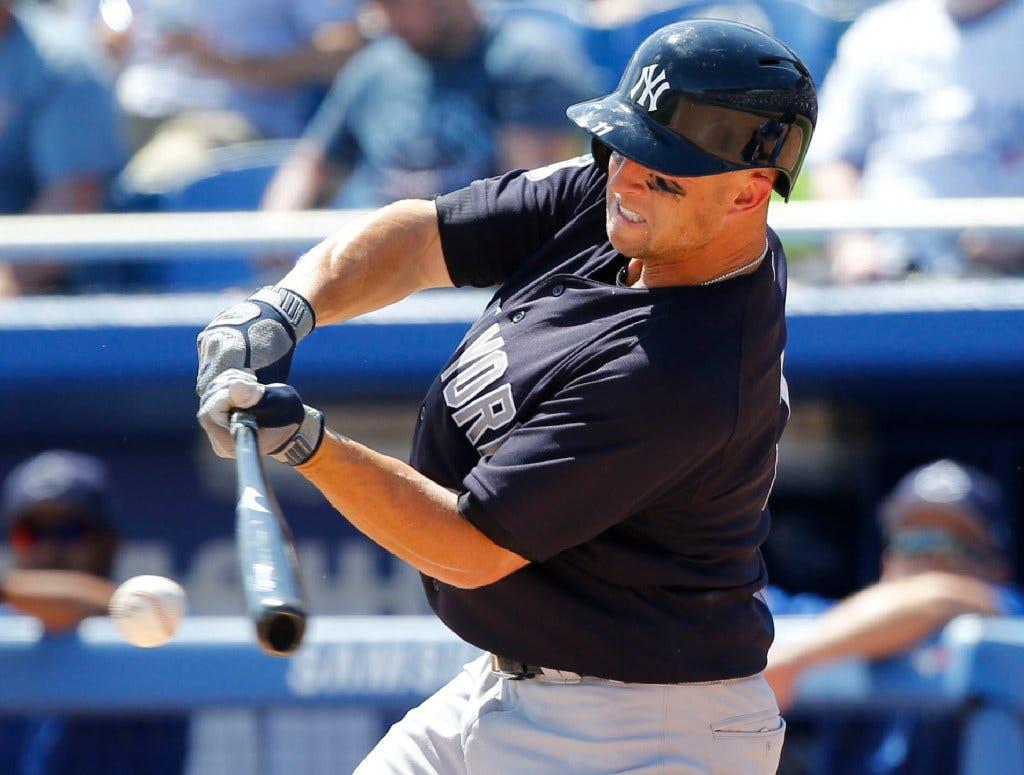 Yankees notes: Gardner feeling better