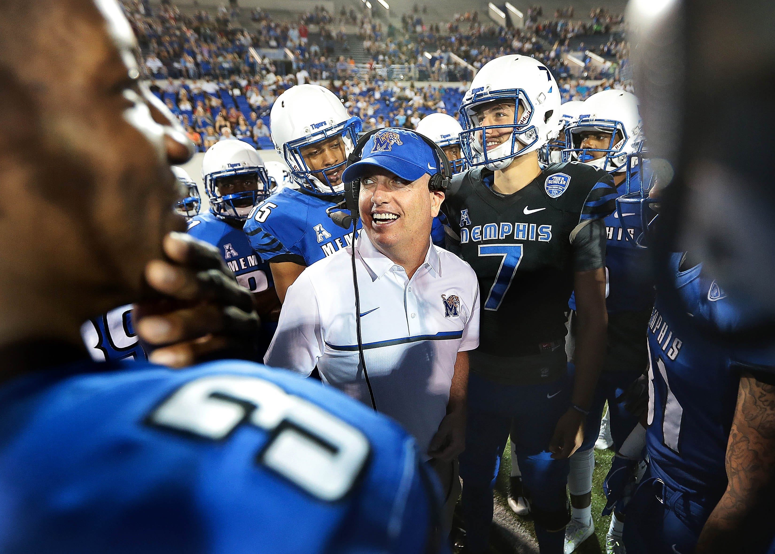 Tiger Football Podcast: Recapping Memphis' spring game with Gary Parrish