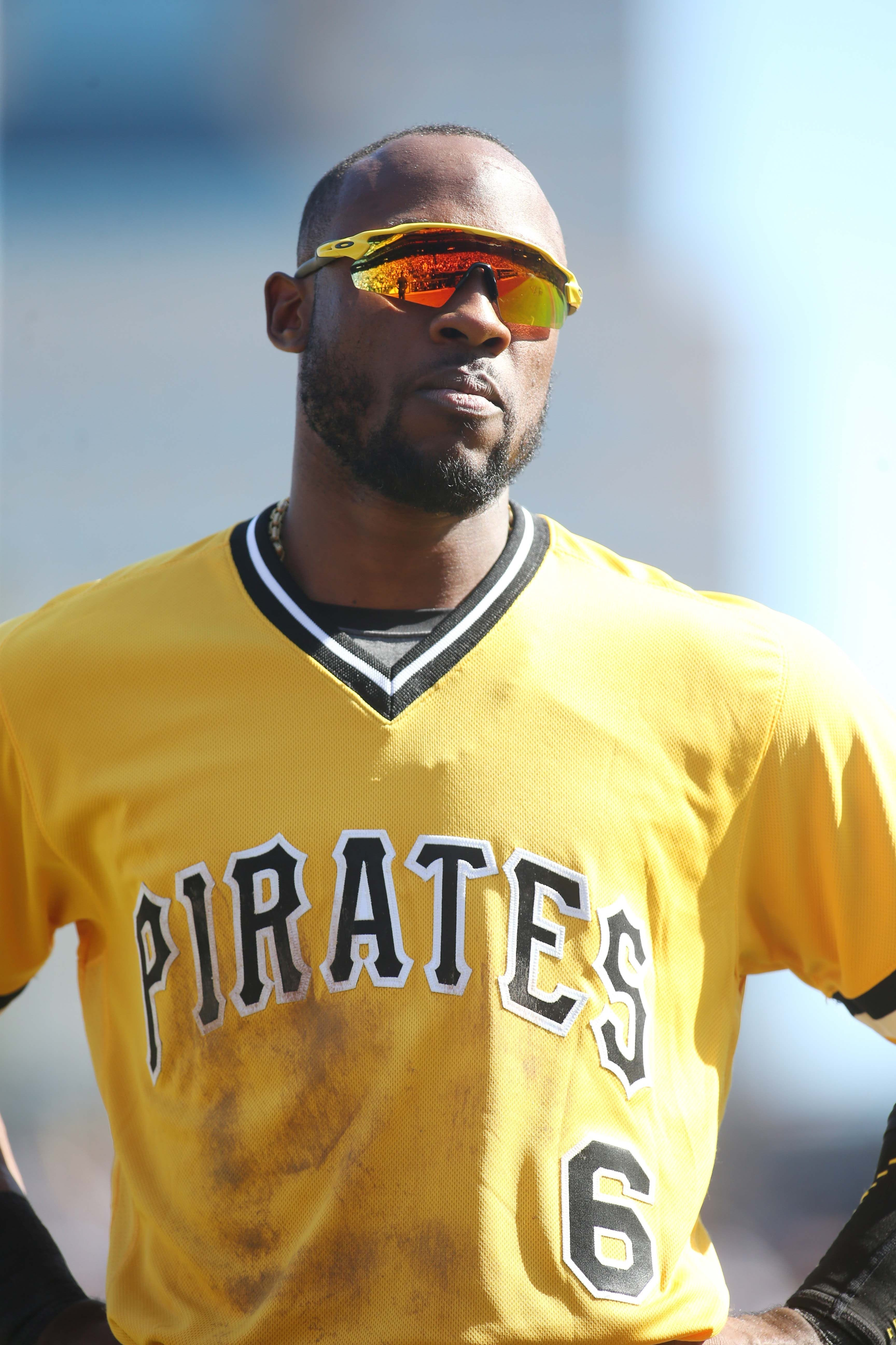 Pirates' Starling Marte suspended 80 games for violating MLB's performance-enhancing drug policy