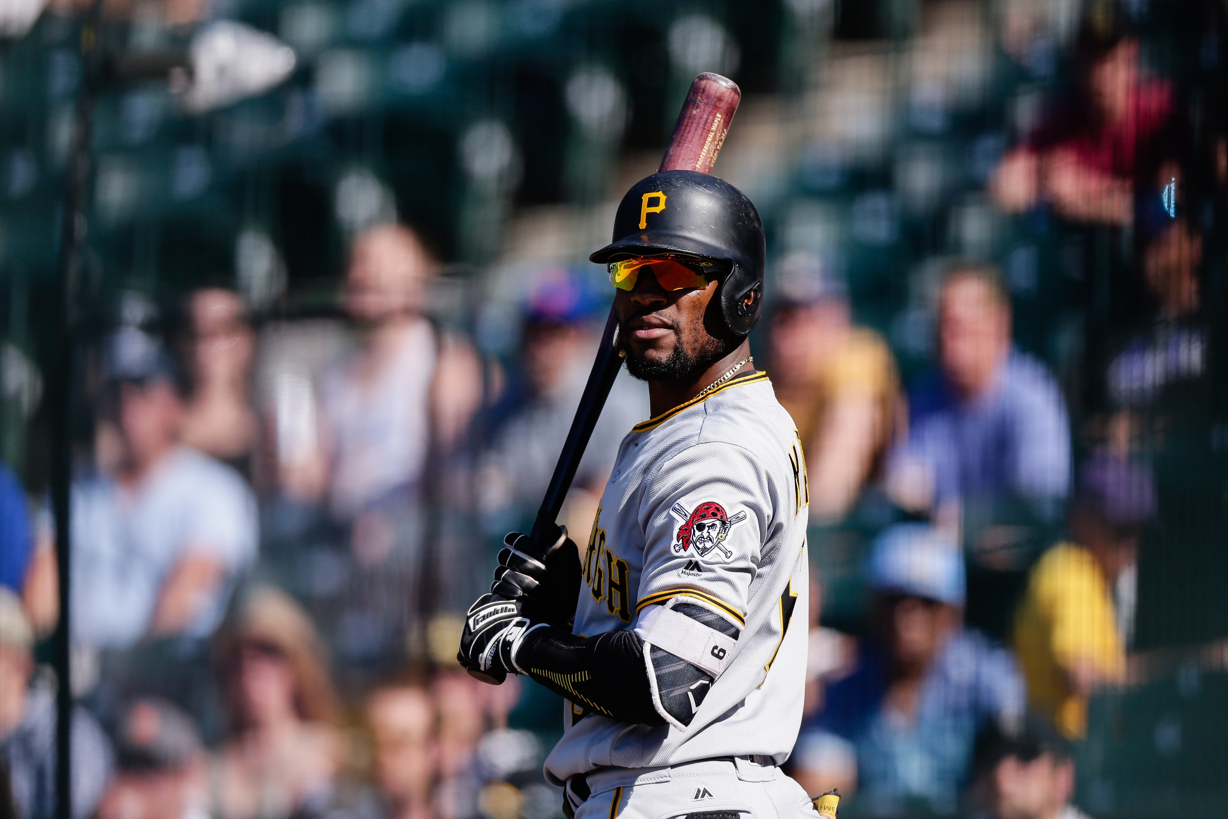 As Starling Marte exits after PED bust, Pirates, McCutchen aim to salvage '17