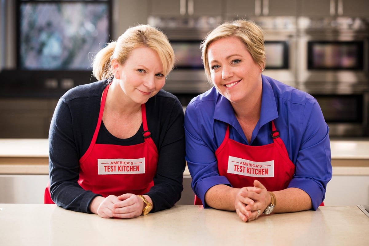 Mixing it up at 'America's Test Kitchen'