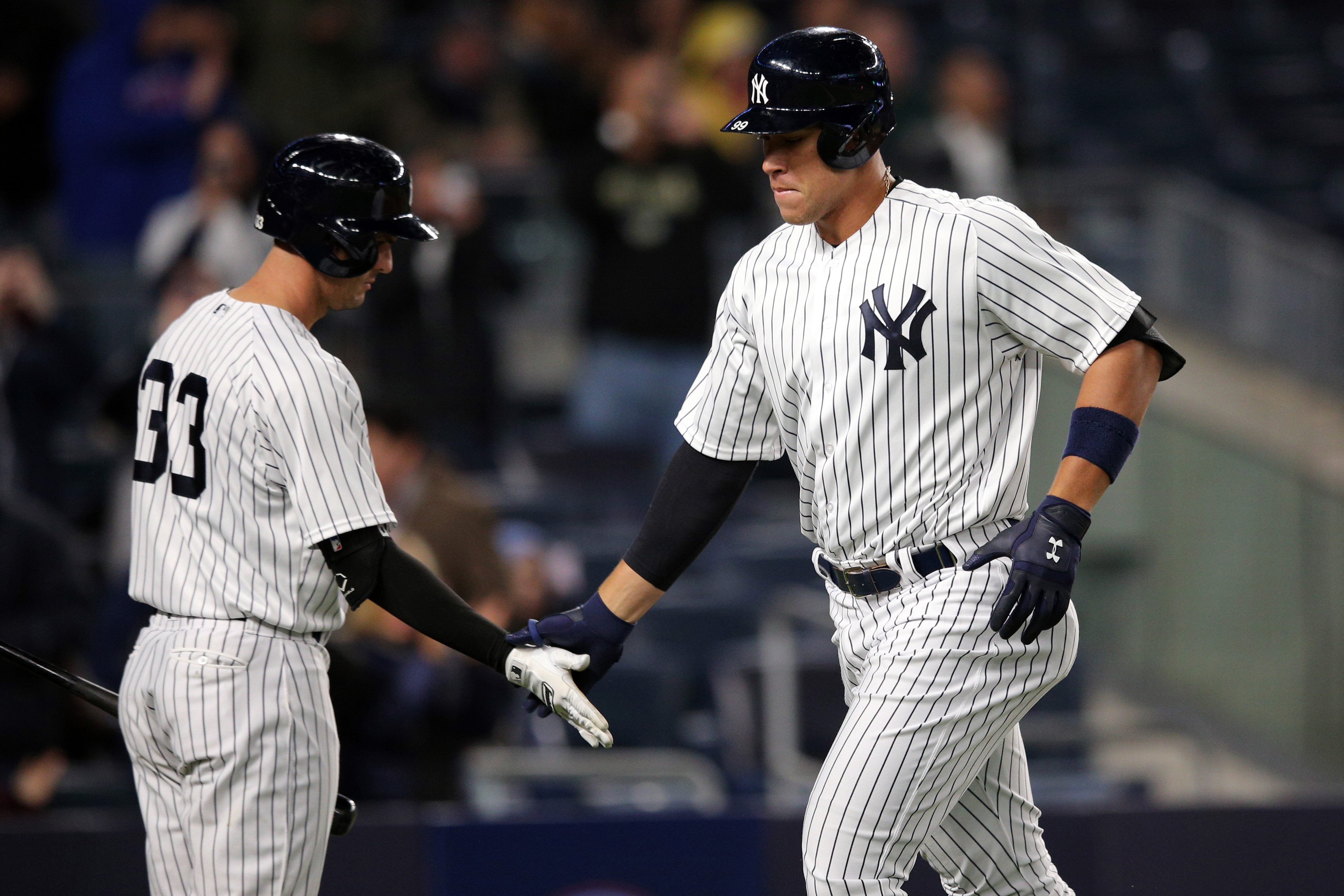 Power and pitching lead Yanks to victory