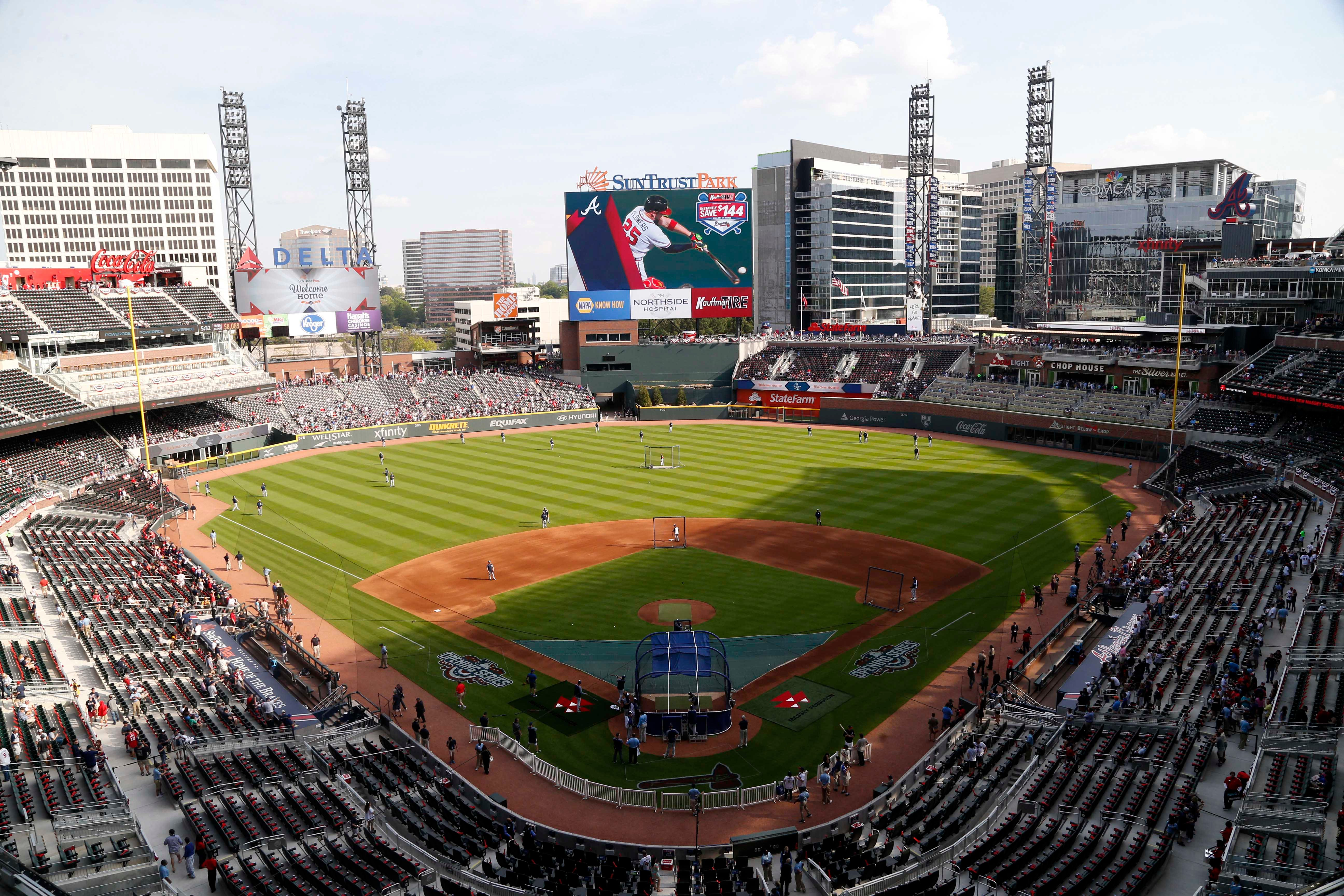 Picture of: A Trip Through All 30 Mlb Stadiums