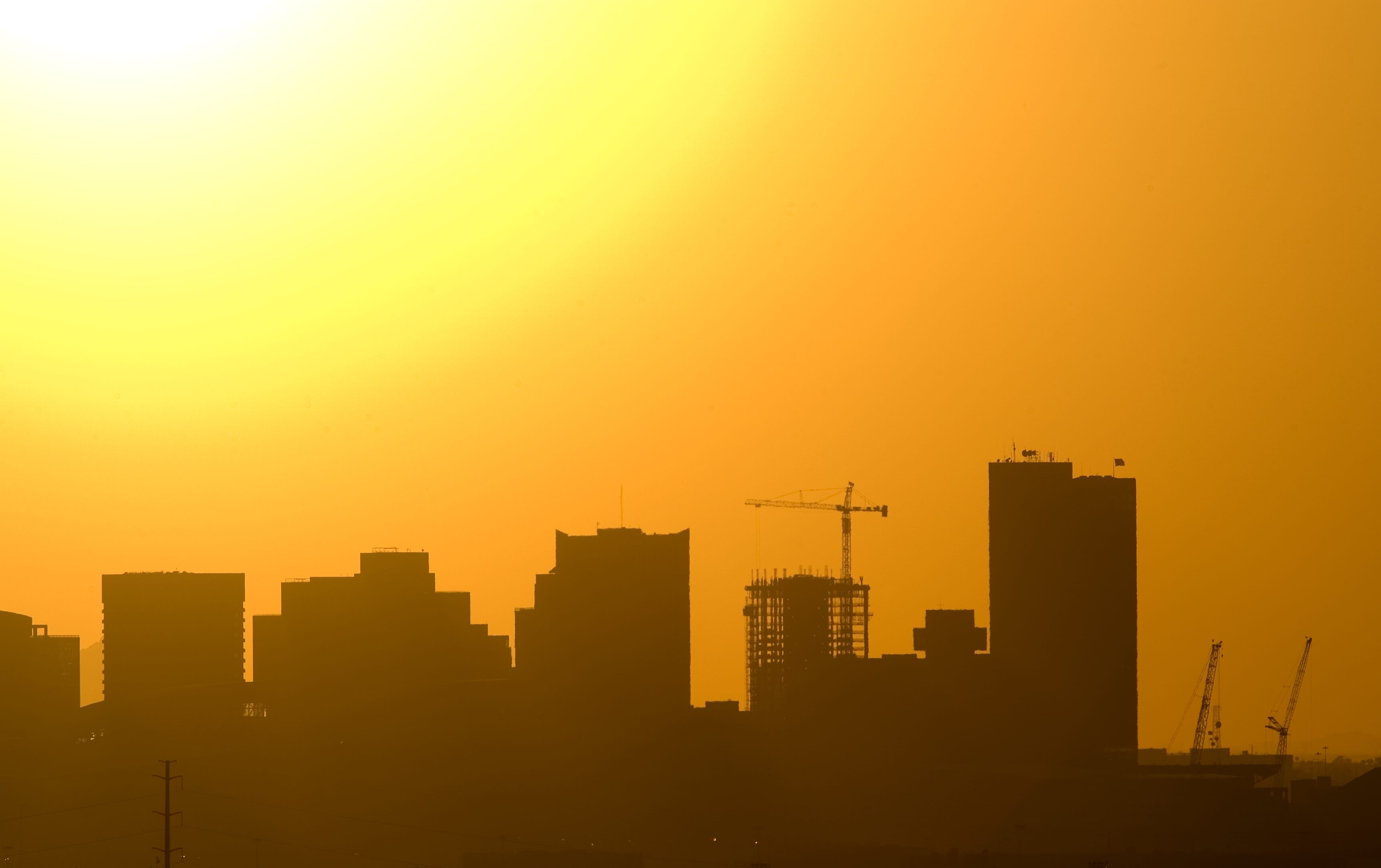 Heat has already killed 2 people in 2017 and is suspected in 12 other deaths in Maricopa County