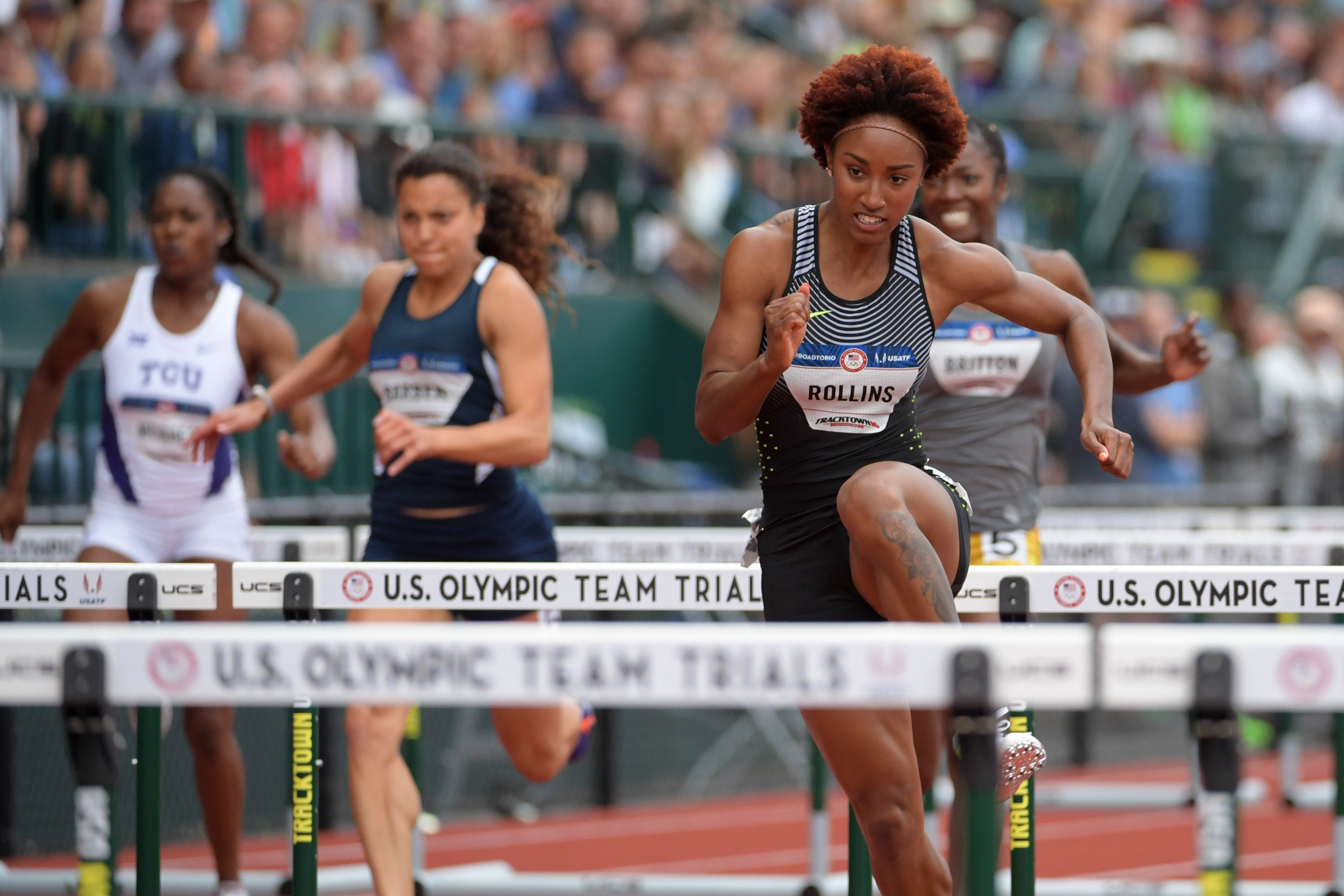 Reigning Olympic gold medalist, U.S. hurdler Brianna McNeal facing five year ban for anti-doping violation