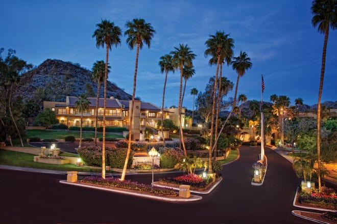 The Hilton Phoenix Resort at the Peak.