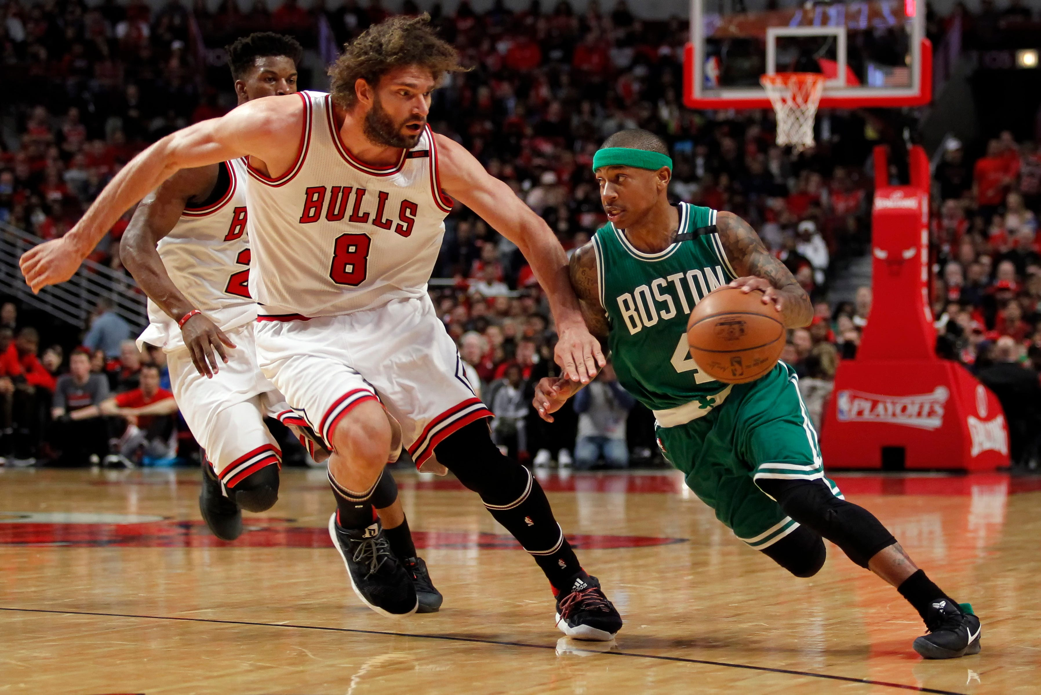 Celtics roll to much-needed Game 3 win over Bulls in Chicago