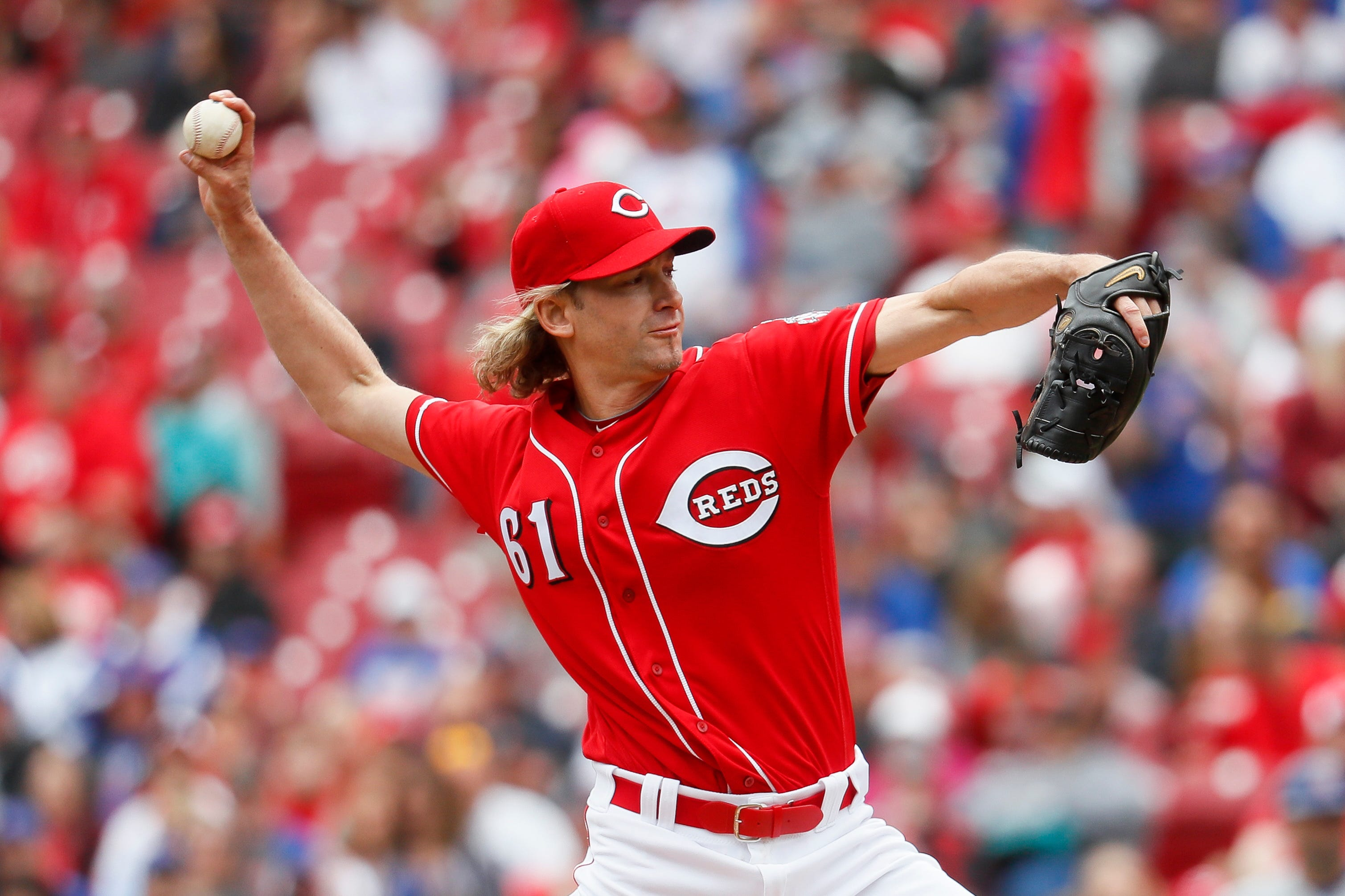 Doc: Bronson Arroyo shows no fear while breezing past Cubs