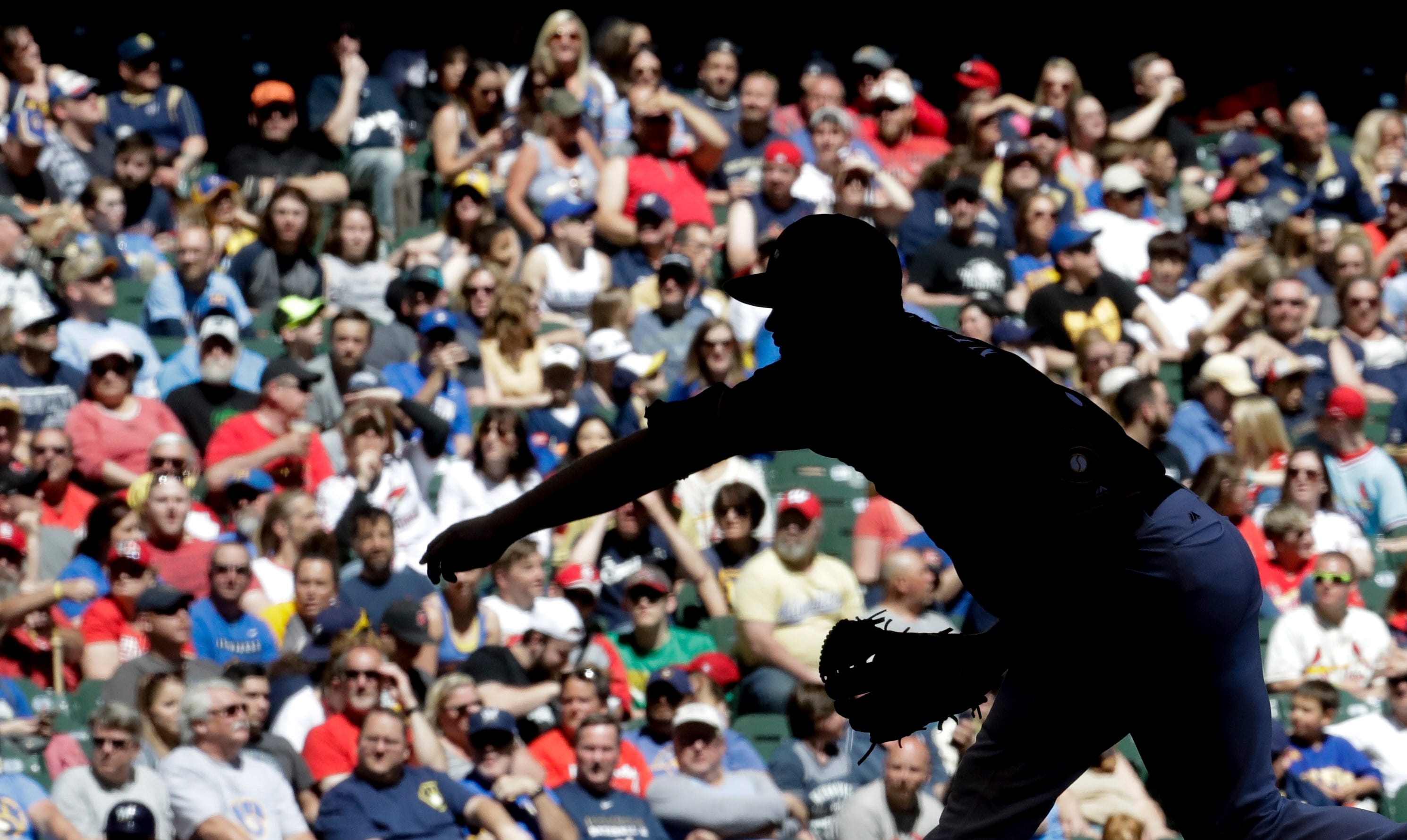 Cardinals 6, Brewers 4: Nelson loses control