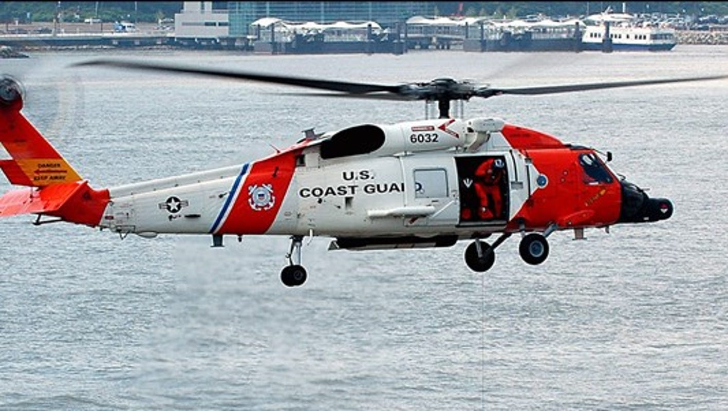 Coast Guard to establish 'security zone' off Ocean City. Here's what you need to know