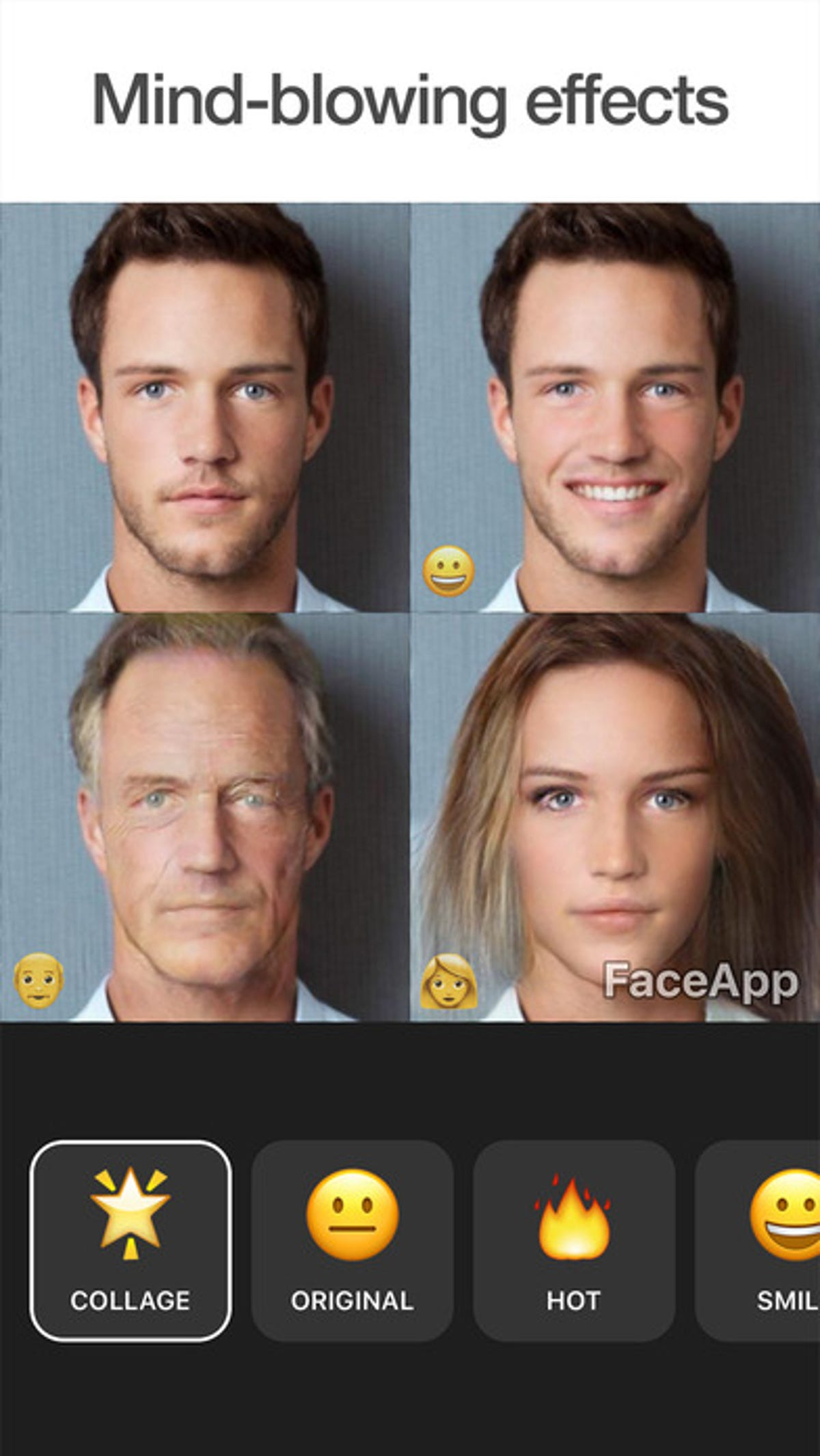 This is why people are talking about FaceApp