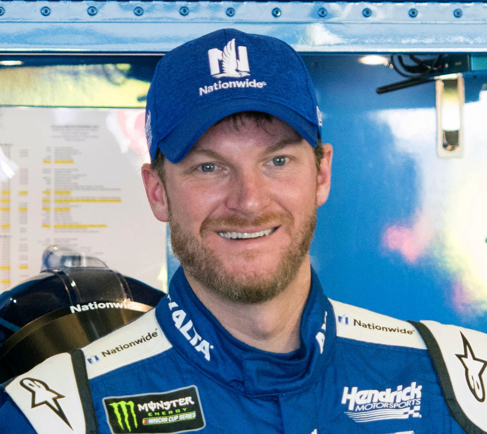 How Dale Jr. wants to be like Peyton Manning