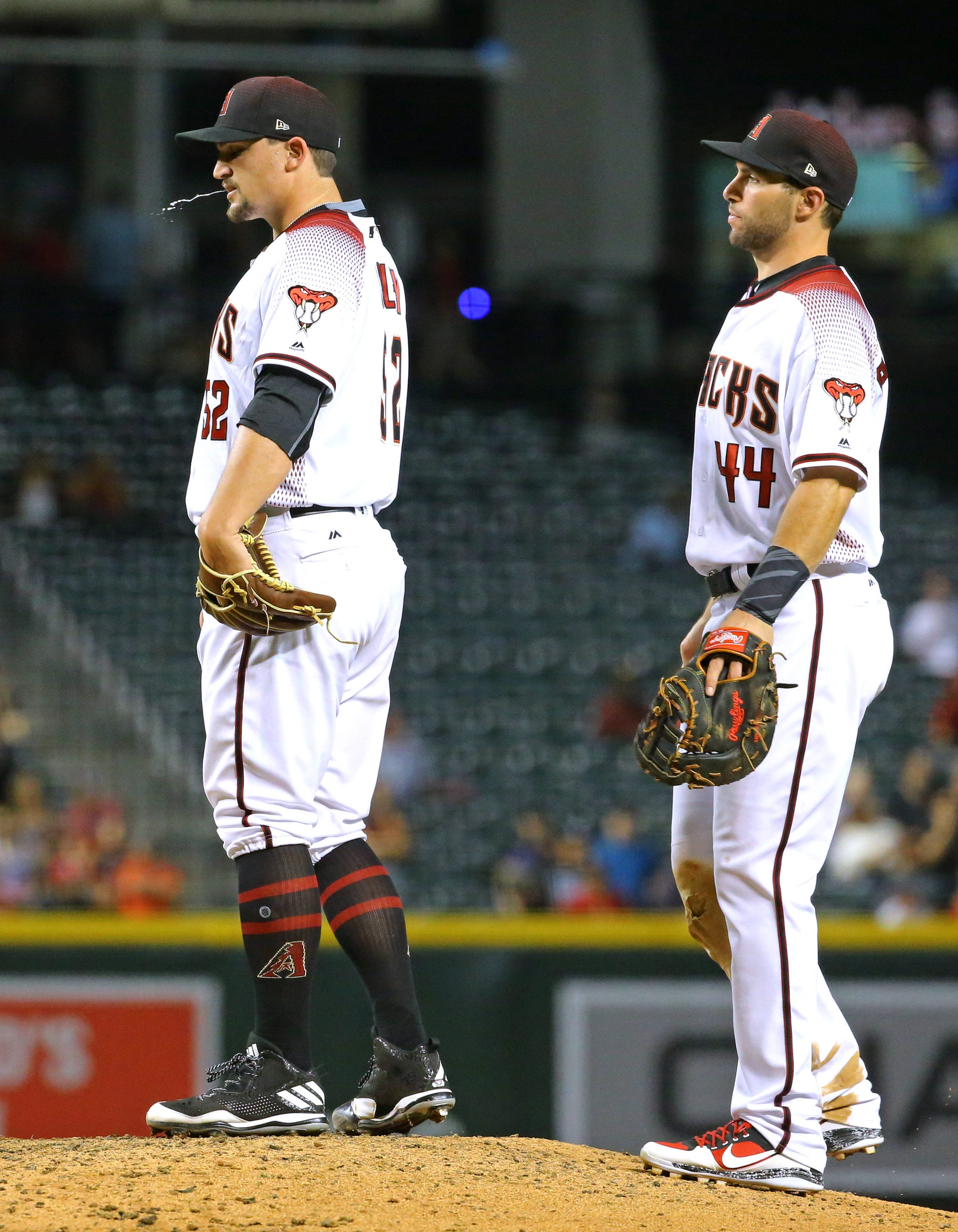 Diamondbacks' attendance lagging behind team's success (and that's pretty normal)