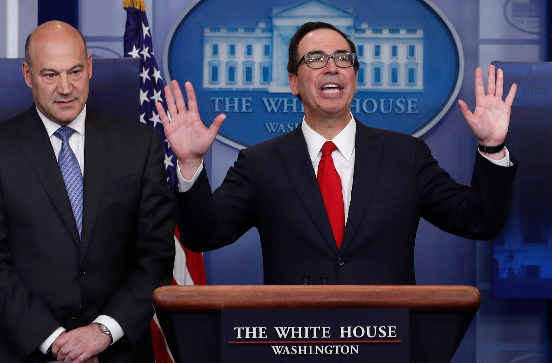 President Trump's tax plan could slash Trump's taxes