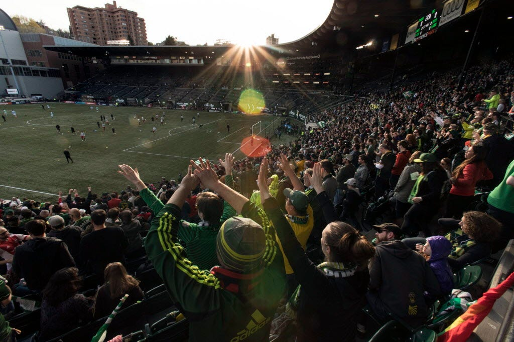 Portland Timbers unveil plans for additional 4,000 seats in Providence Park