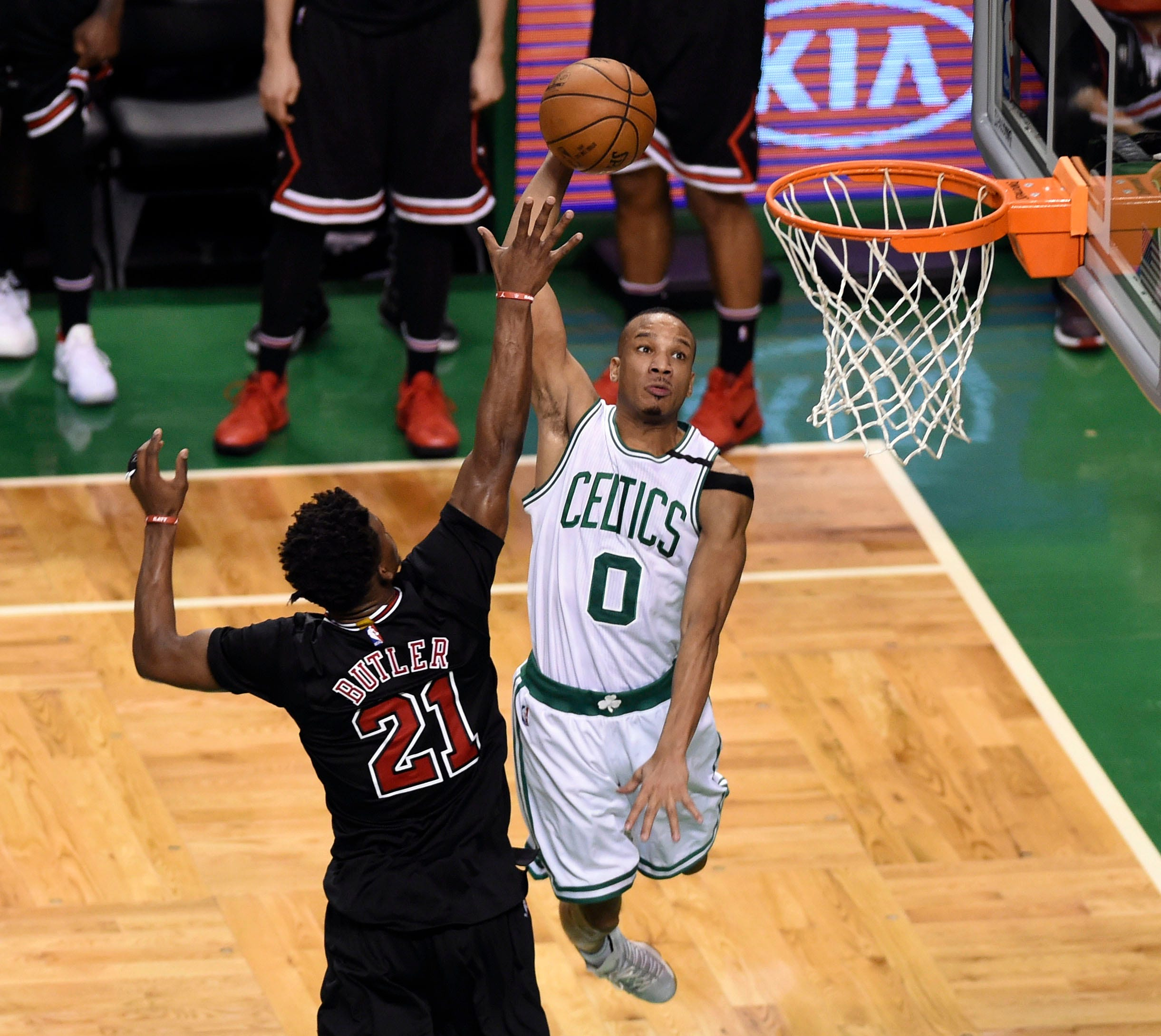 Top-seeded Celtics headline trio of Friday's elimination games