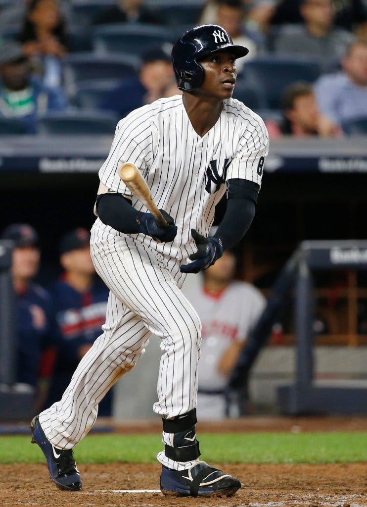 Gregorius back in fold for Yankees