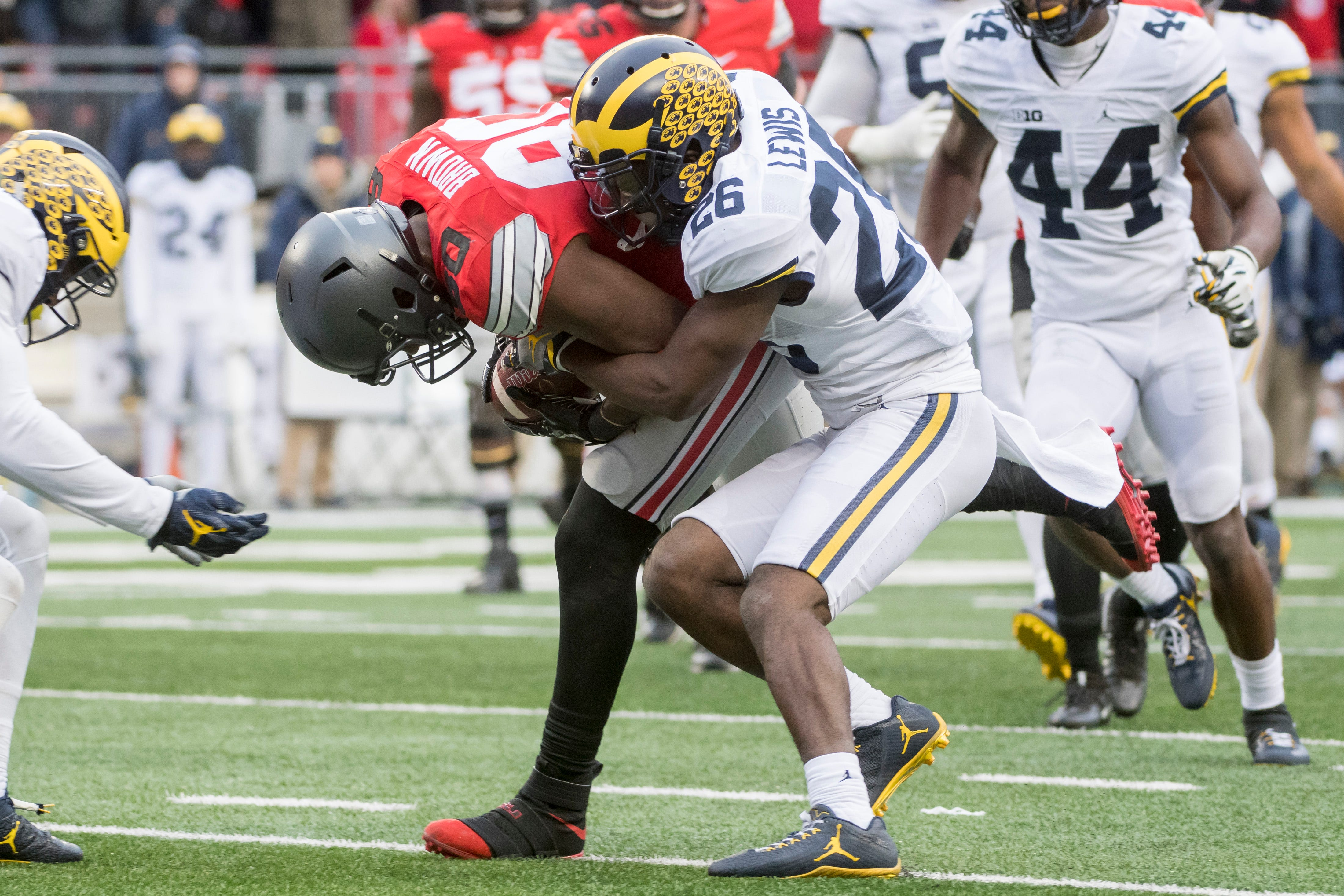 Wolverines elated to see two of their own drafted