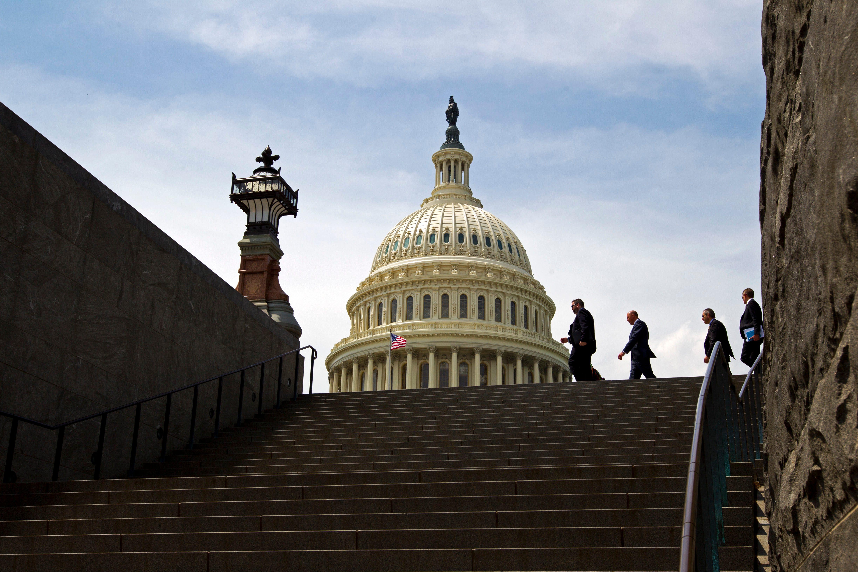 Congress passes short-term funding bill to avoid government shutdown
