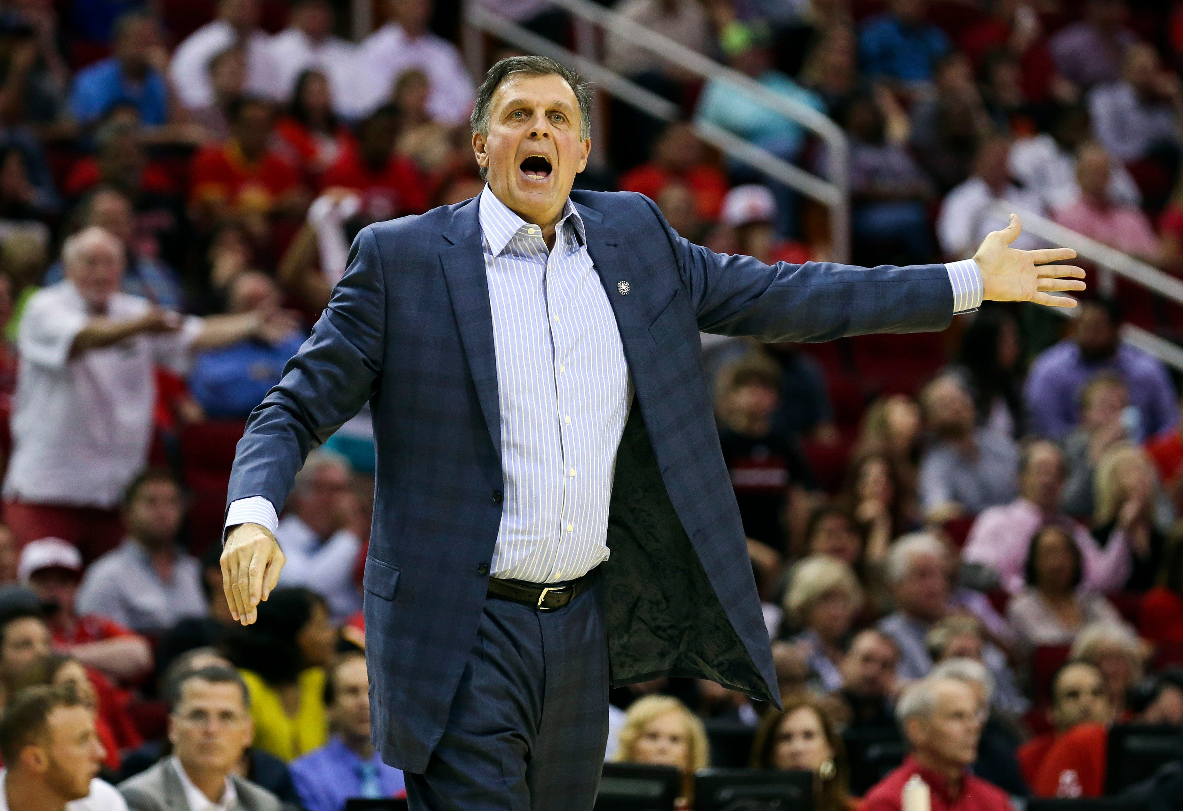 Orlando Magic considering Kevin McHale for team president