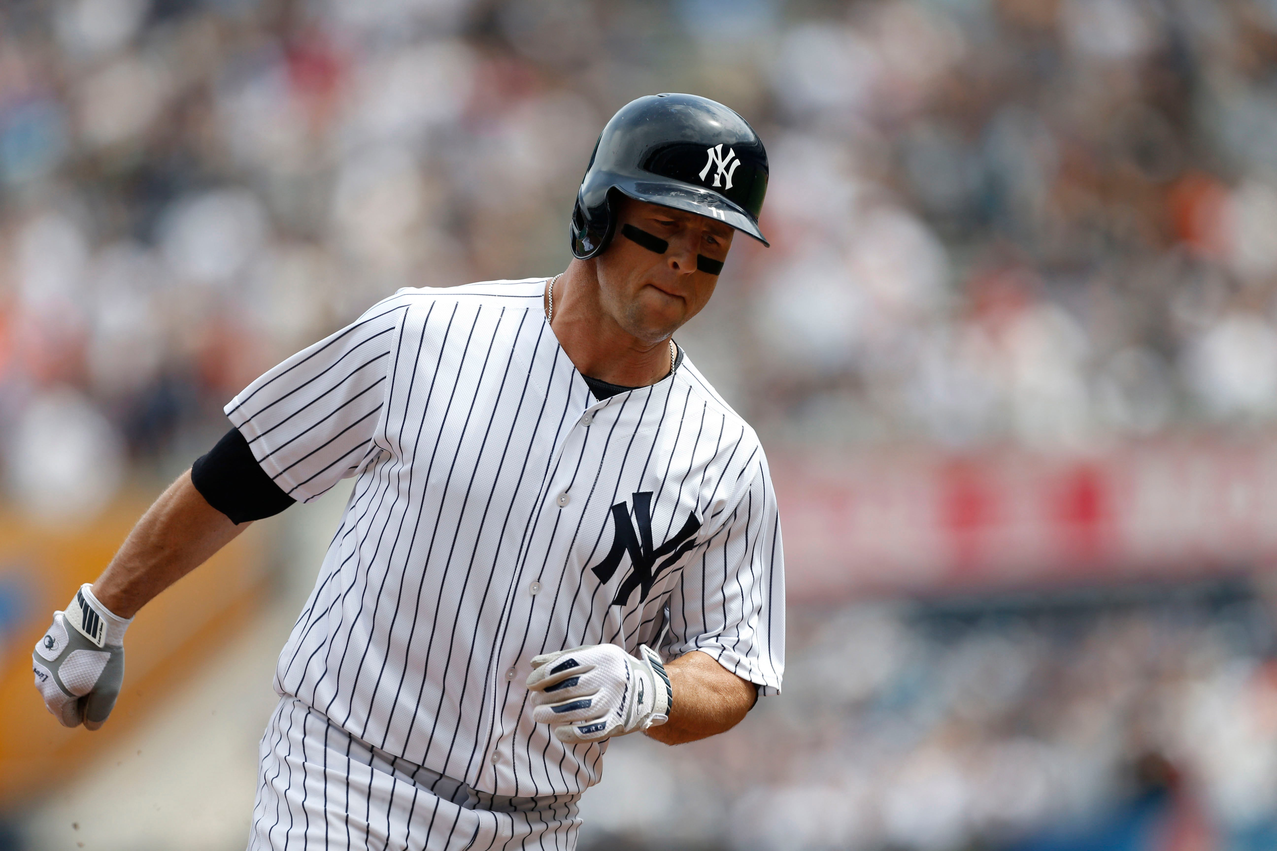 Gardner's bat leads Yankees to fourth straight victory