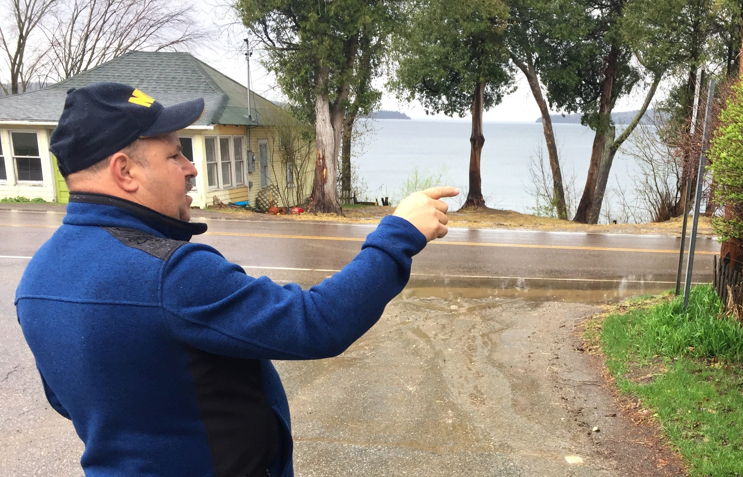 Owner of new Malletts Bay seawall agrees to pay Colchester $62,500 in dispute settlement